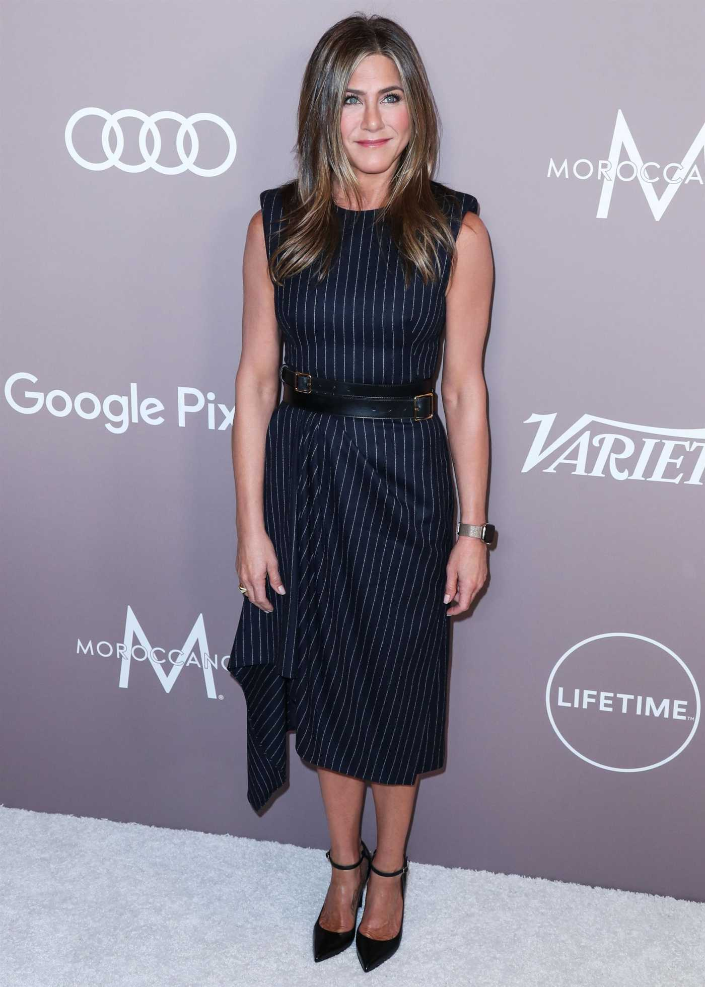 Jennifer Aniston Attends 2019 Variety's Power of Women: Los Angeles in LA 10/11/2019