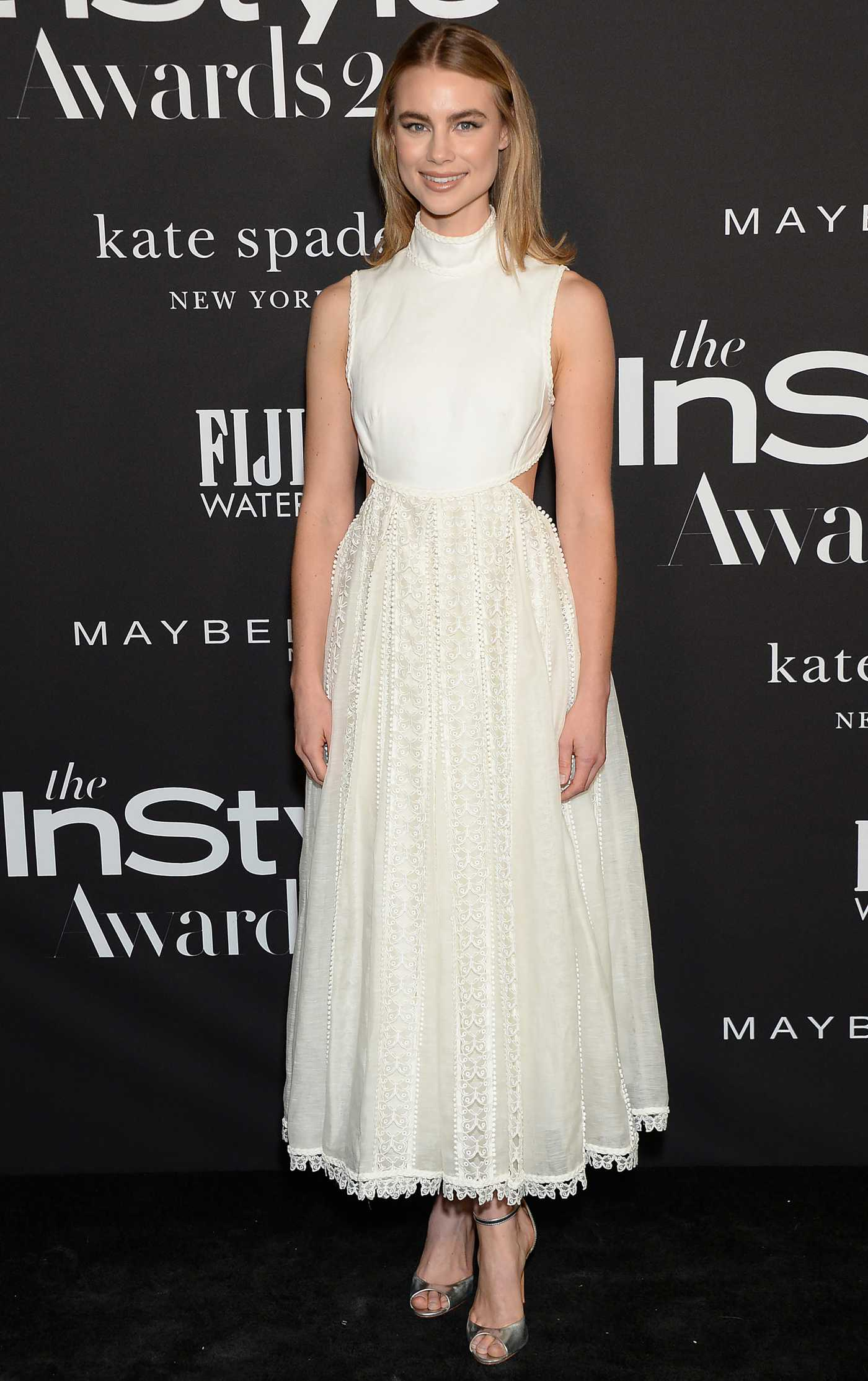 Lucy Fry Attends the 5th Annual InStyle Awards in Los Angeles 10/21/2019