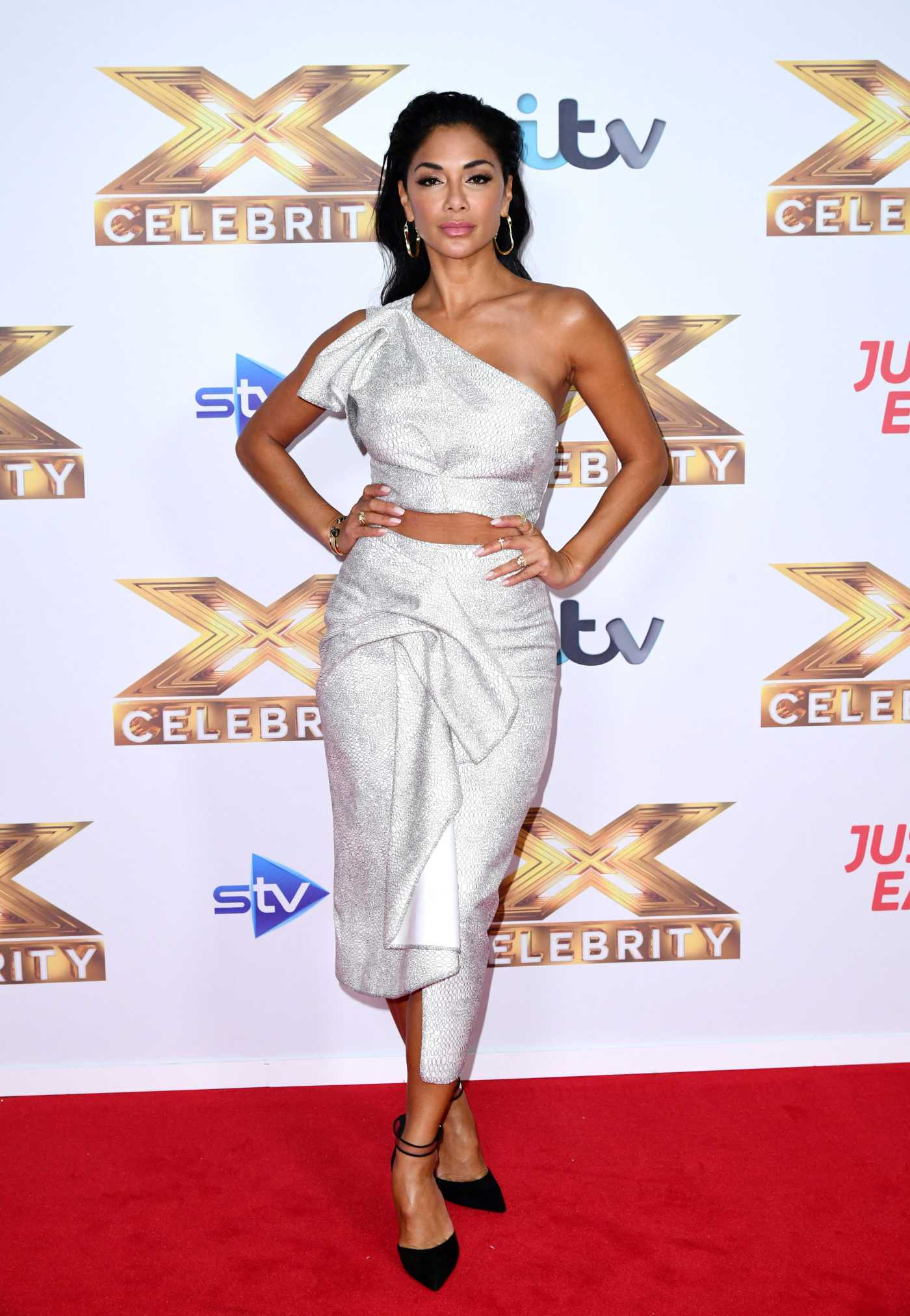 Nicole Scherzinger Attends the X-Factor Celebrity Photocall in London 10/09/2019