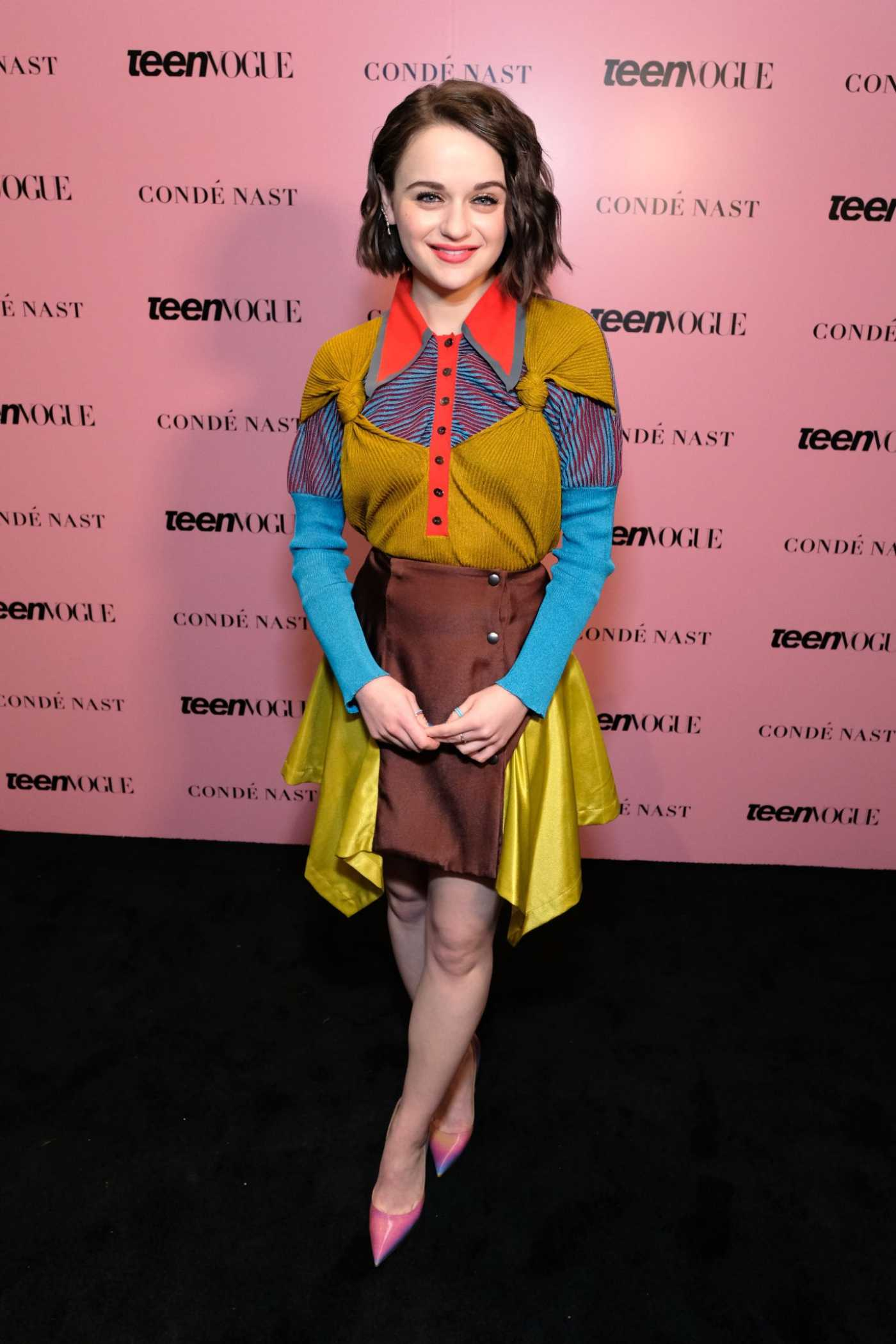 Joey King Attends 2019 Teen Vogue Summit in Hollywood 11/02/2019