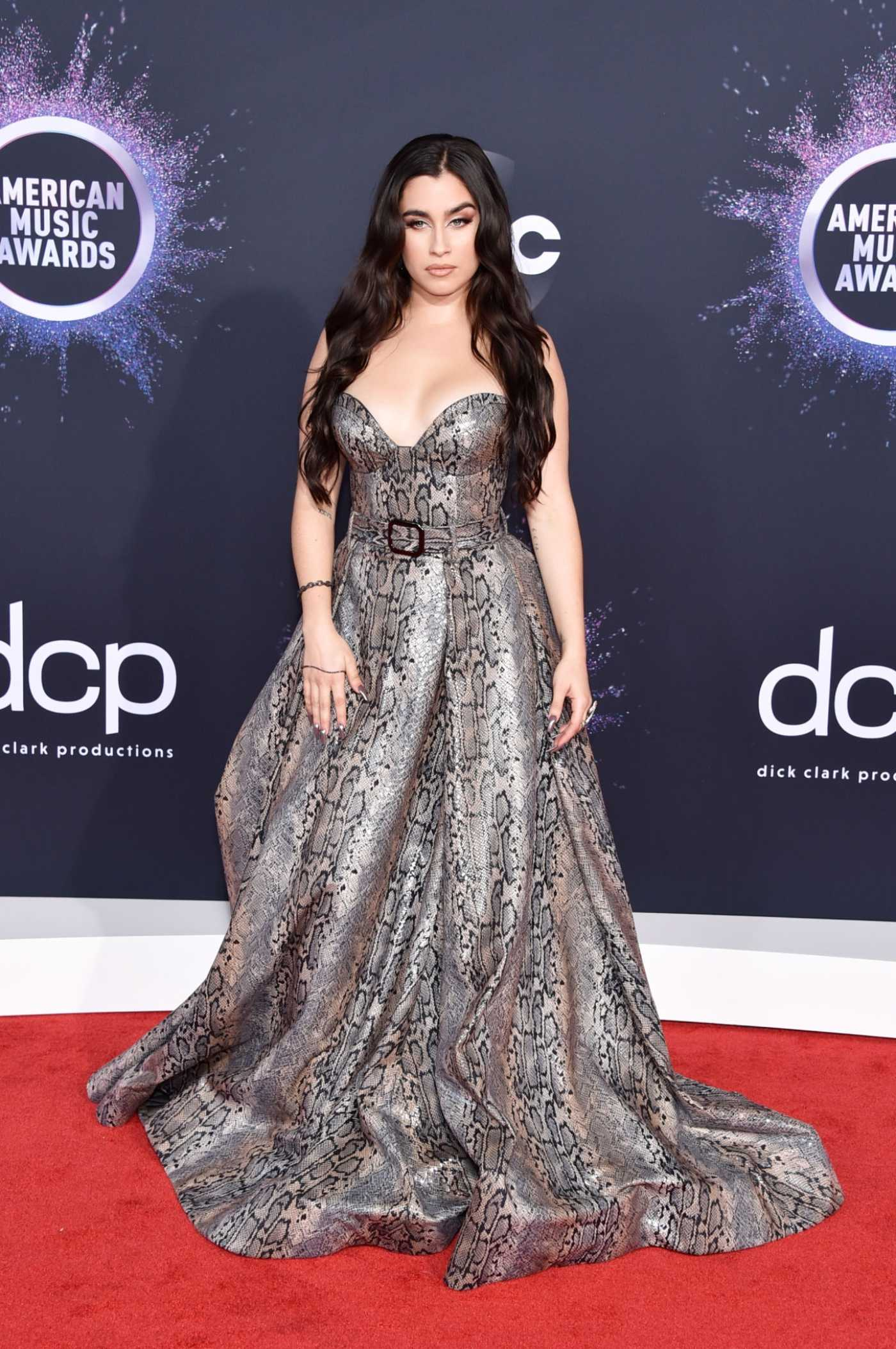 Lauren Jauregui Attends the 2019 American Music Awards at Microsoft Theater in Los Angeles 11/24/2019
