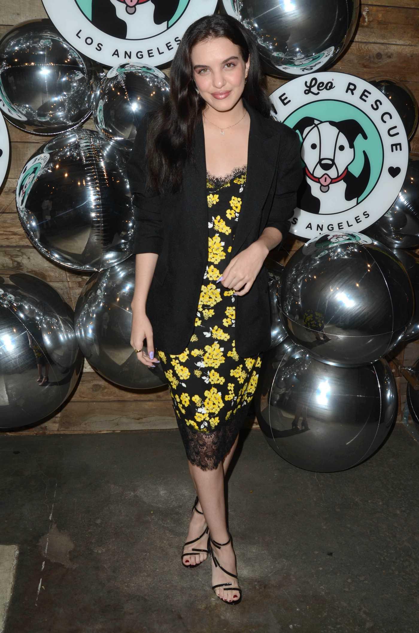 Lilimar Attends the Love Leo Rescue Cocktails for a Cause in Los Angeles 11/06/2019