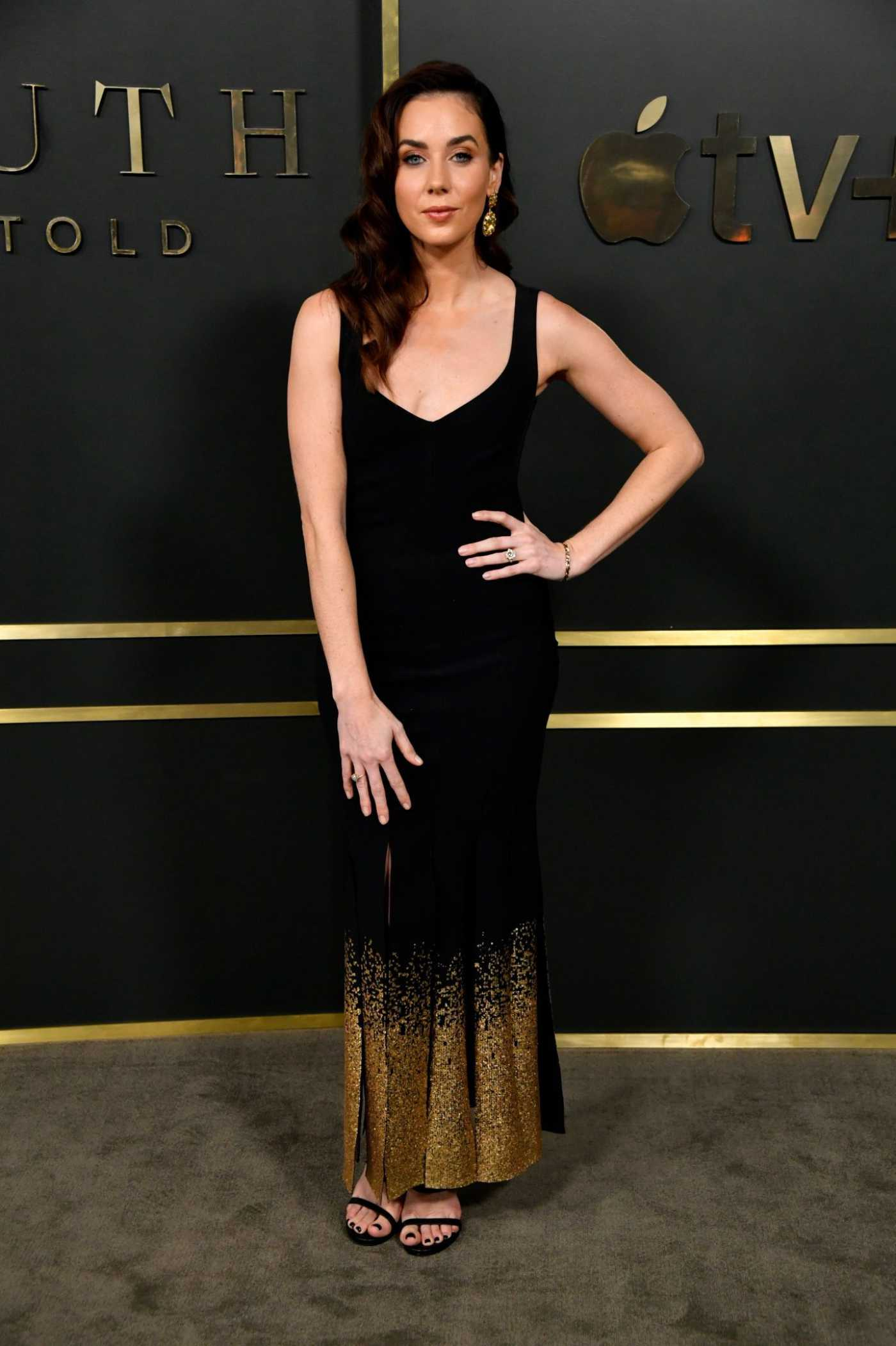 Lyndon Smith Attends the Truth Be Told Premiere at AMPAS Samuel Goldwyn Theater in Beverly Hills 11/11/2019
