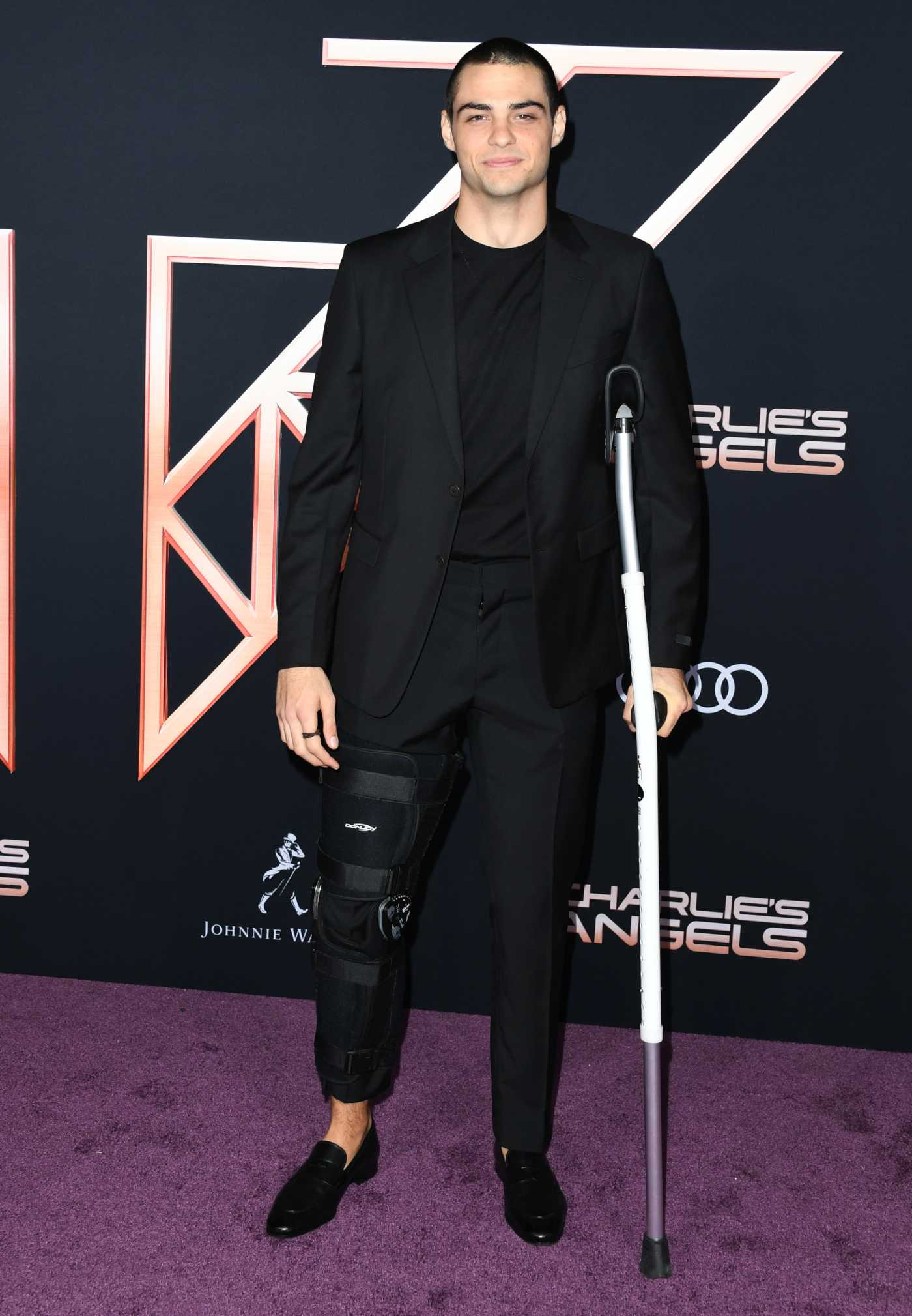Noah Centineo Attends the Charlie's Angels World Premiere in Los Angeles 11/11/2019