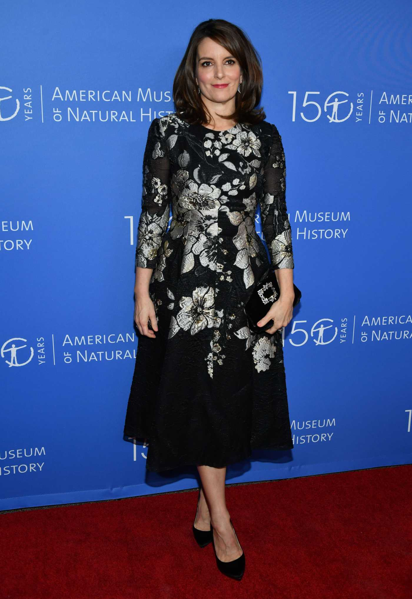 Tina Fey Attends American Museum of Natural History Annual Benefit Gala in New York 11/21/2019