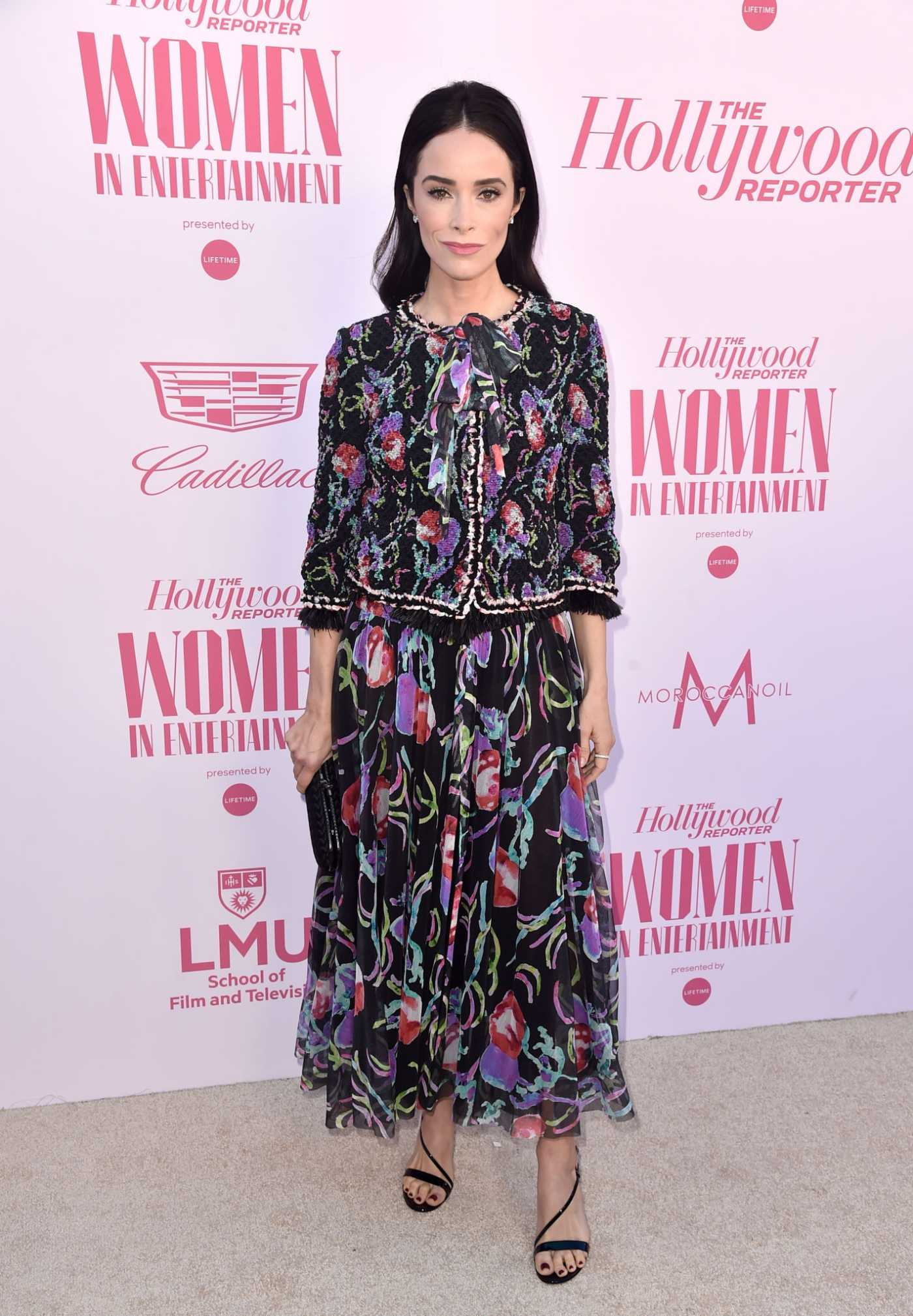 Abigail Spencer Attends The Hollywood Reporter's Power 100 Women in Entertainment in Hollywood 12/11/2019