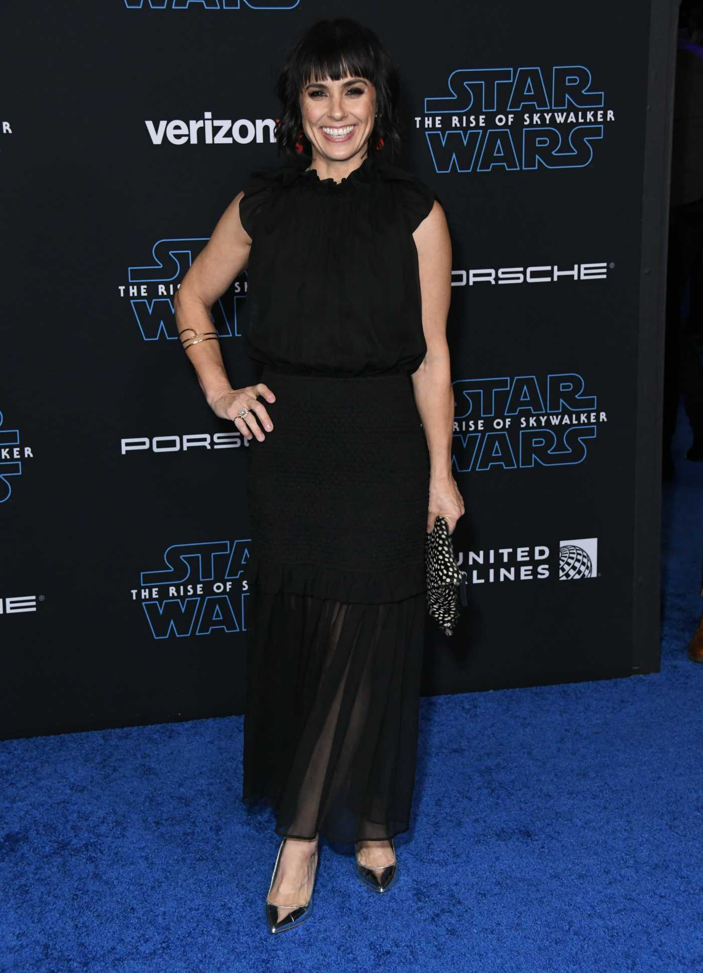 Constance Zimmer Attends Star Wars: The Rise of Skywalker Premiere in Los Angeles 12/16/2019