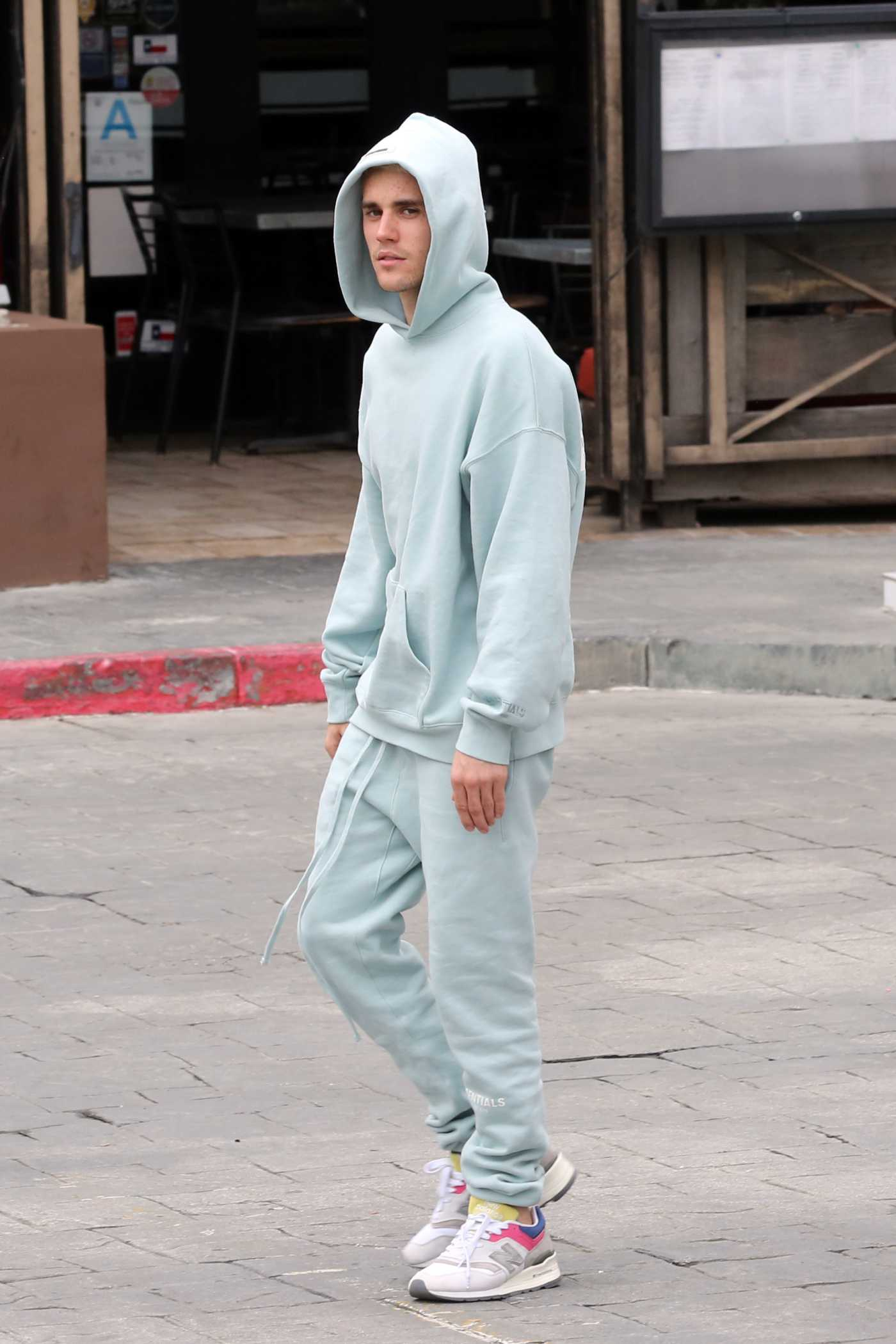 Justin Bieber Was Seen Out with Hailey Bieber in LA 11/30/2019