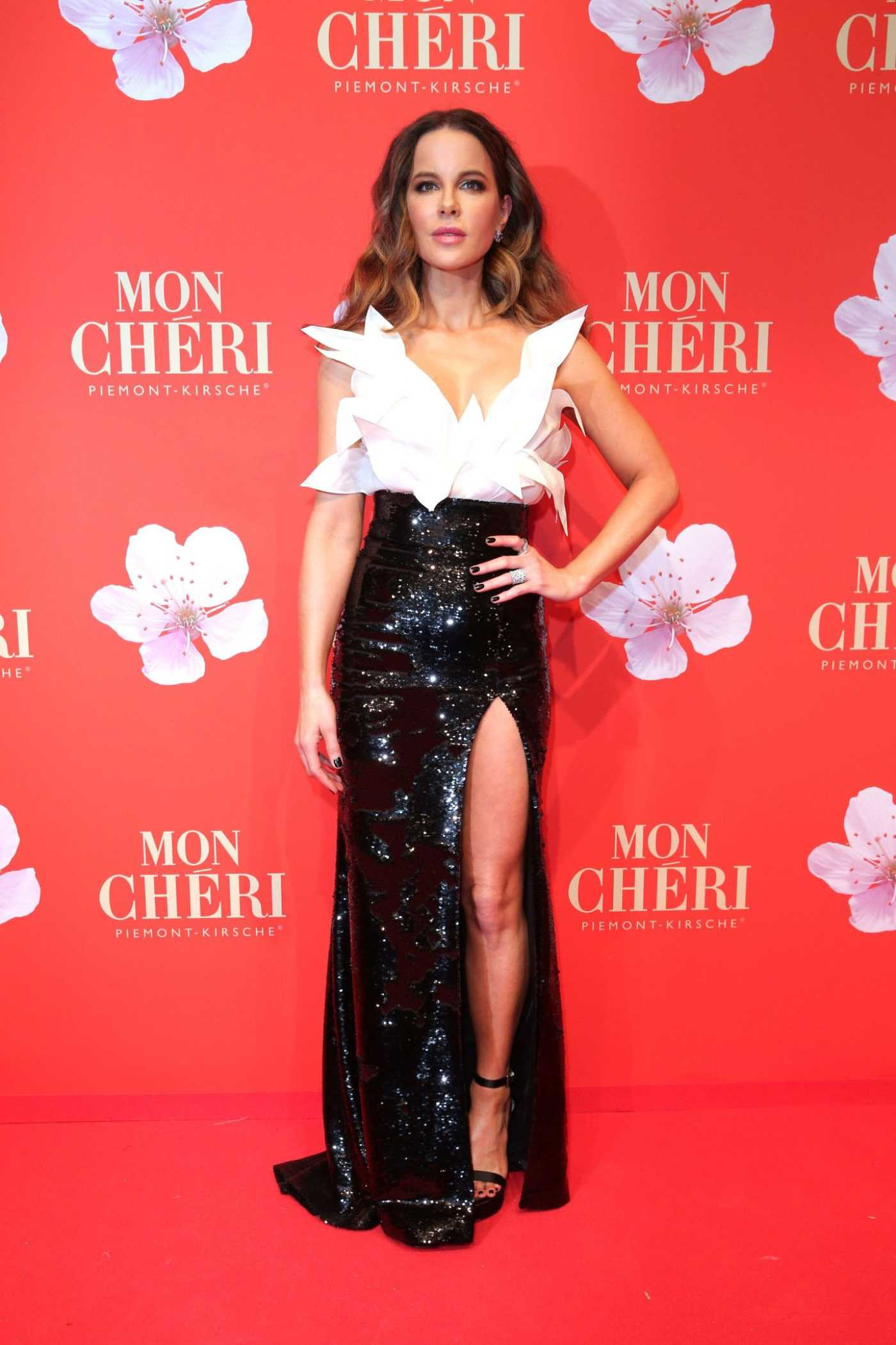 Kate Beckinsale Attends the Mon Cheri Hosts Barbara Tag in Munich 12/04/2019