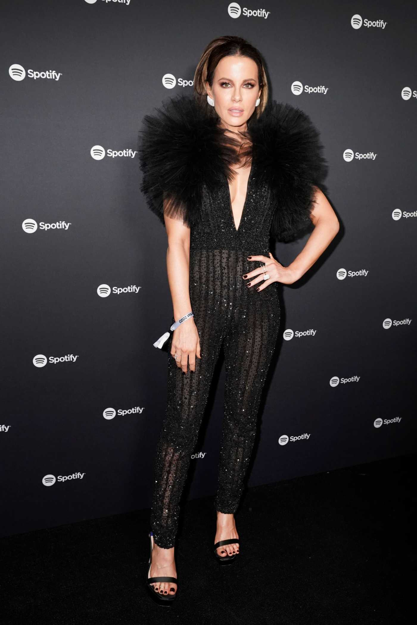 Kate Beckinsale Attends 2020 Spotify Best New Artist Party in Los Angeles 01/23/2020