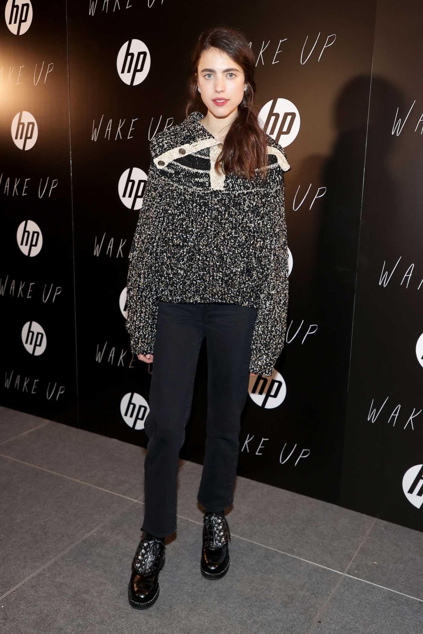Margaret Qualley Attends the Wake Up at Chefdance Premiere During 2020 Sundance Film Festival in Park City 01/24/2020