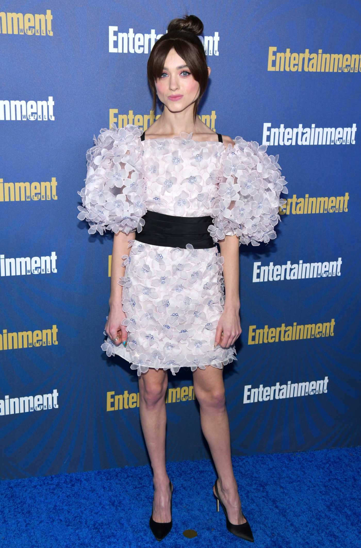 Natalia Dyer Attends 2020 Entertainment Weekly Celebrates the SAG Award Nominees in Los Angeles 01/18/2020