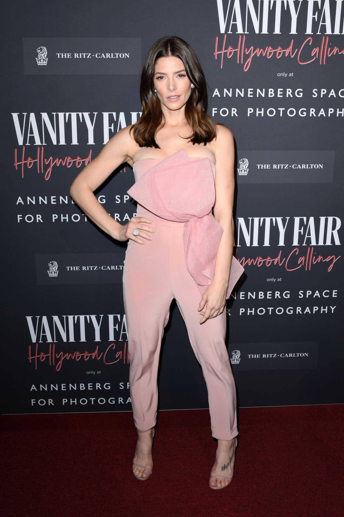 Ashley Greene Attends the Vanity Fair: Hollywood Calling Exhibition in Los Angeles 02/04/2020