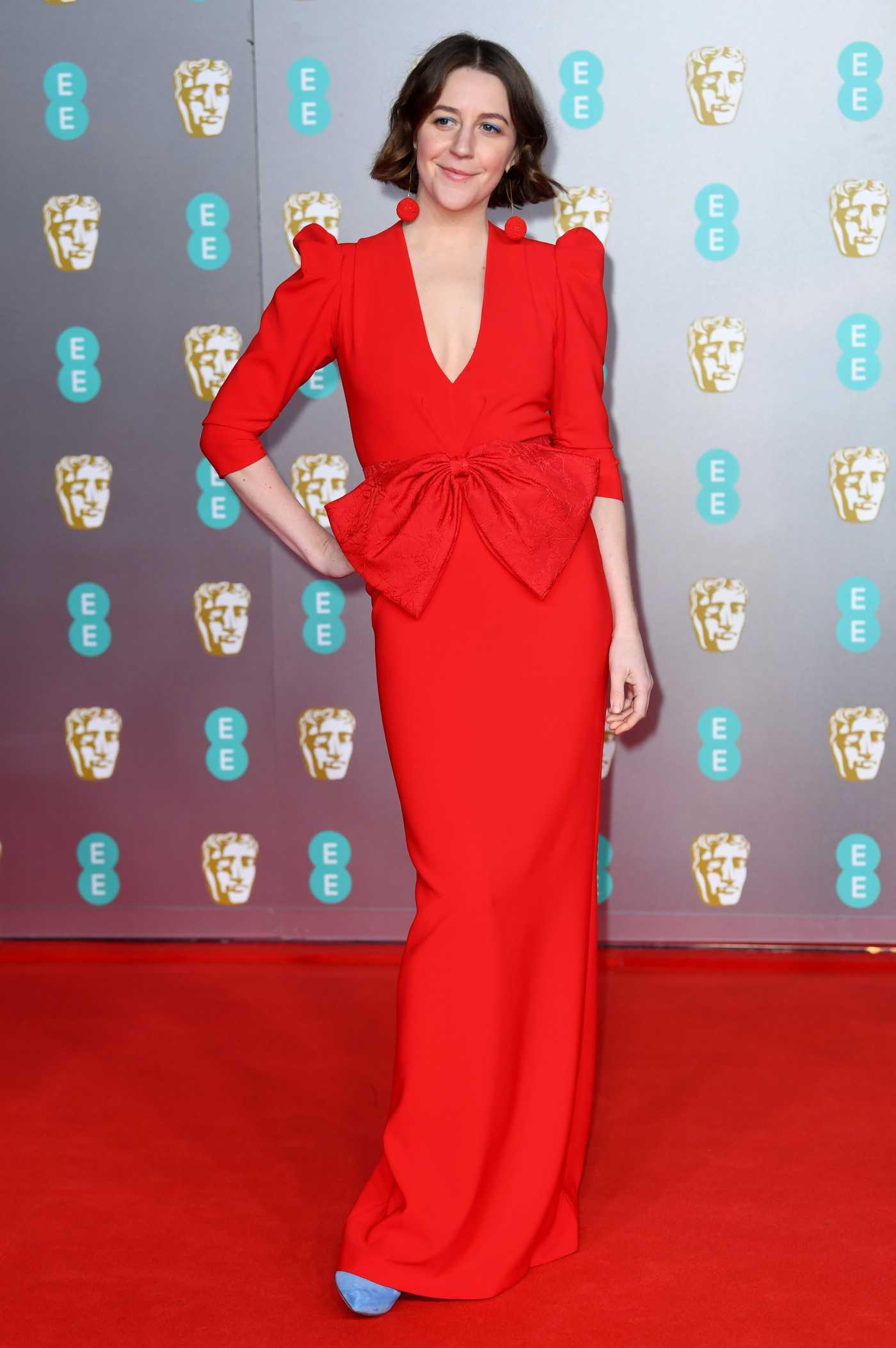 Gemma Whelan Attends 2020 EE British Academy Film Awards Nominees Party in London 02/02/2020
