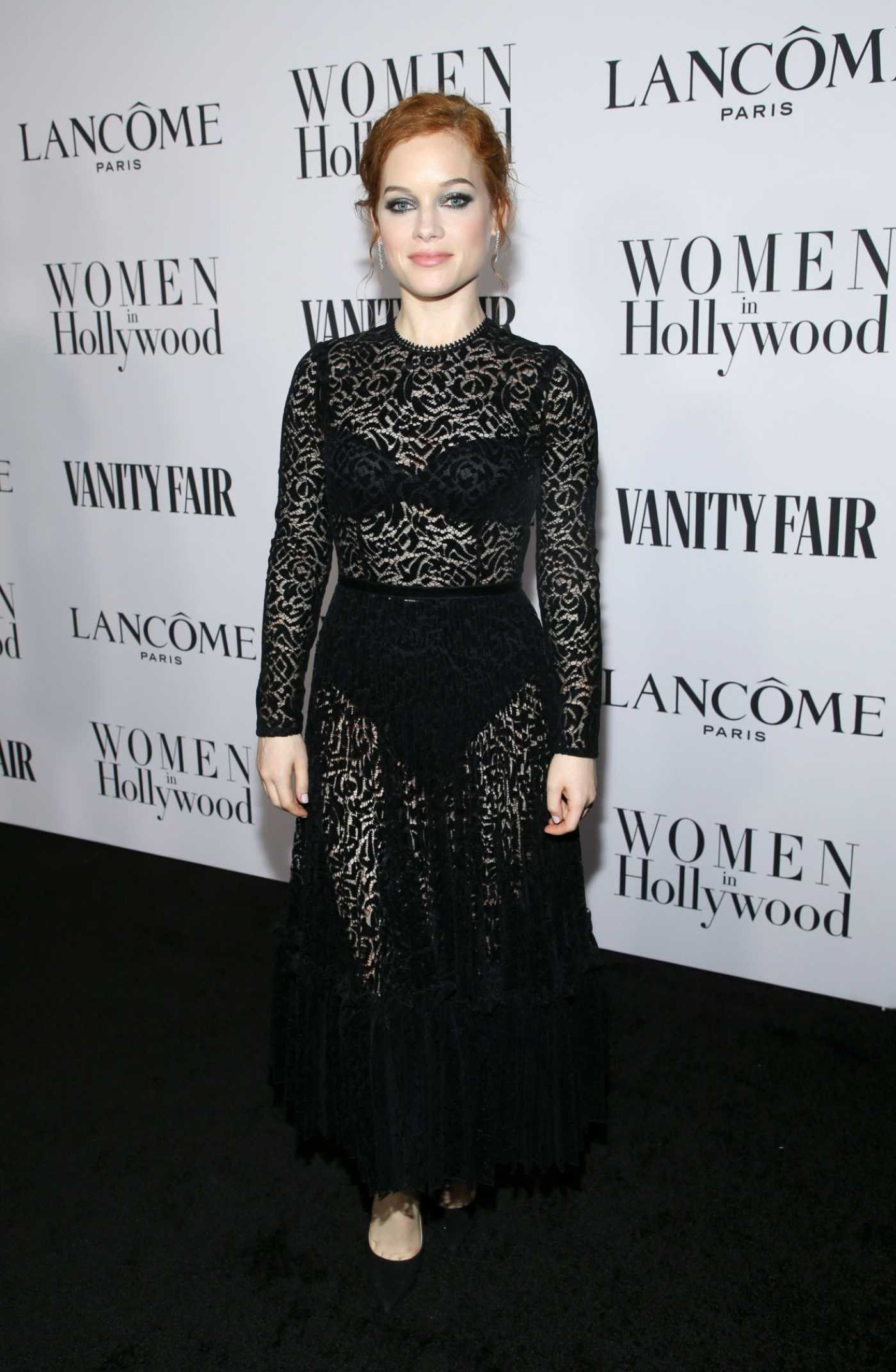 Jane Levy Attends the Vanity Fair and Lancome Women in Hollywood Celebration at SoHo House in West Hollywood 02/06/2020