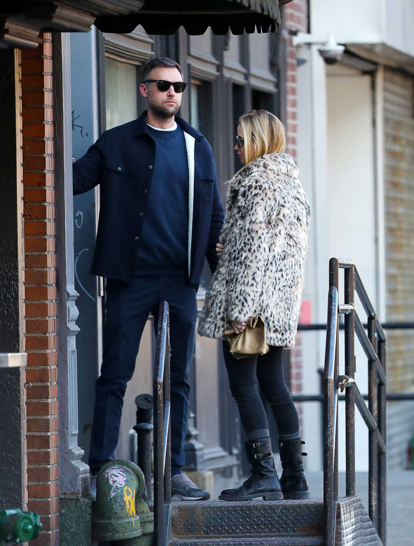 Jennifer Lawrence Was Seen Out with Cooke Maroney in New York City 02/25/2020