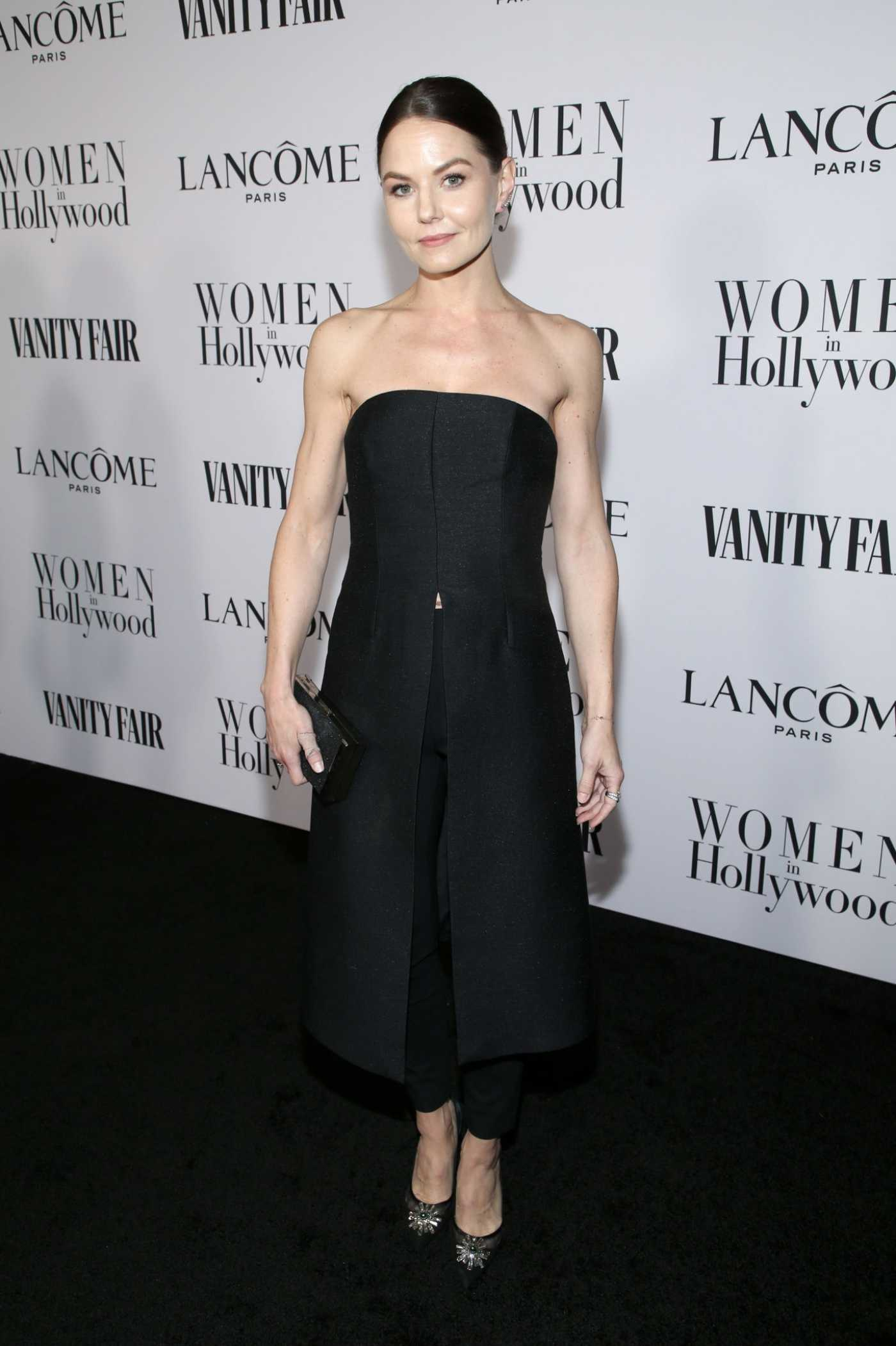 Jennifer Morrison Attends the Vanity Fair and Lancome Women in Hollywood Celebration at SoHo House in West Hollywood 02/06/2020