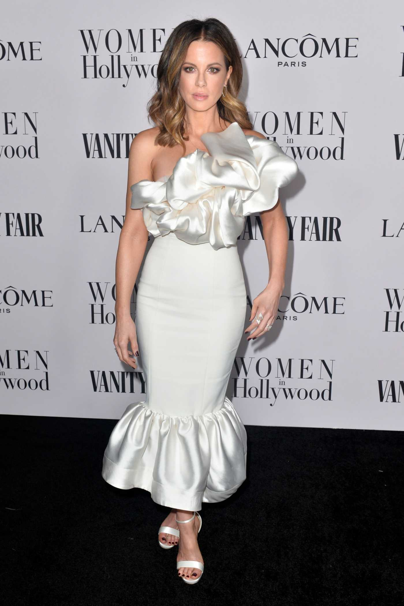 Kate Beckinsale Attends the Vanity Fair and Lancome Women in Hollywood Celebration at SoHo House in West Hollywood 02/06/2020