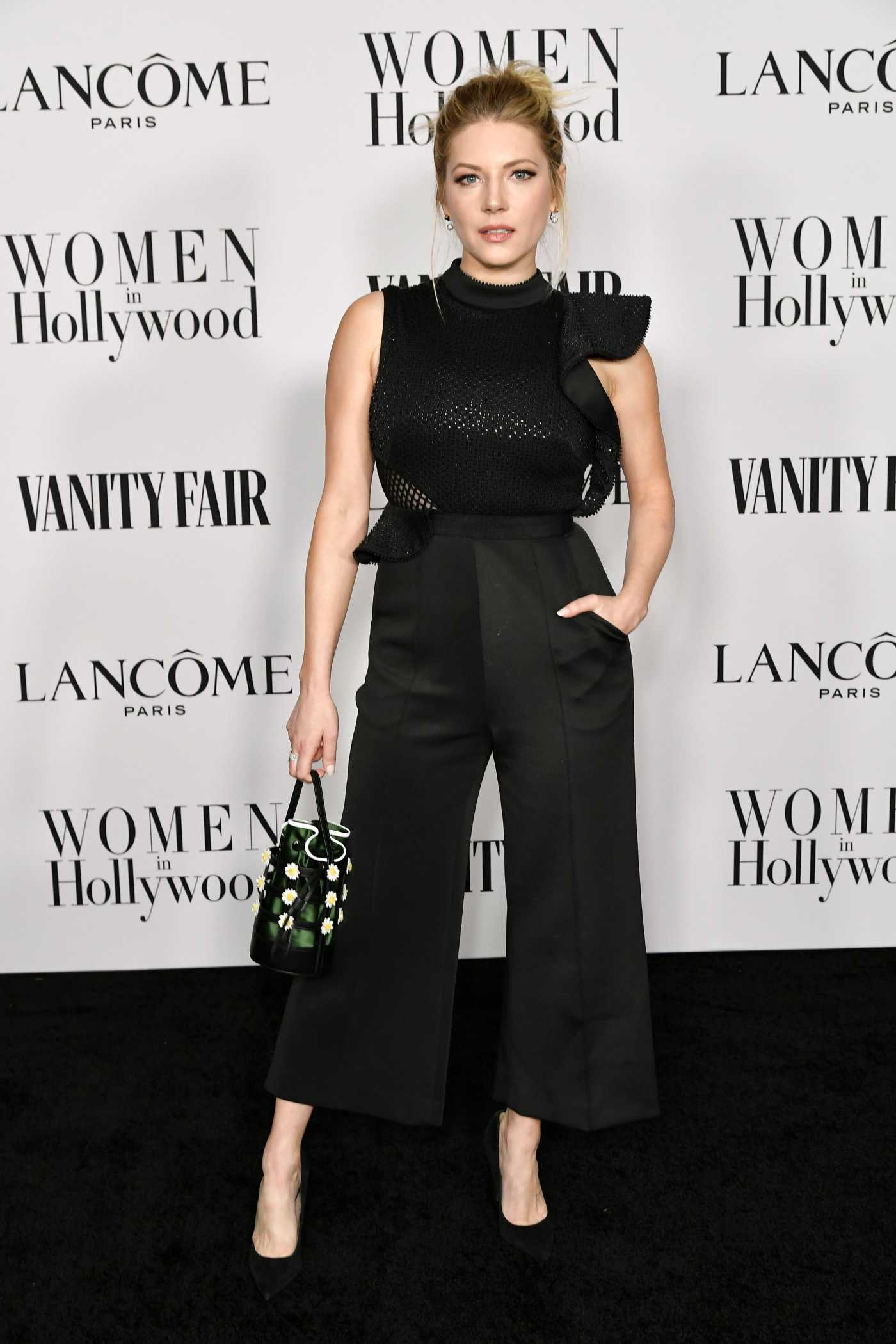 Katheryn Winnick Attends the Vanity Fair and Lancome Women in Hollywood Celebration at SoHo House in West Hollywood 02/06/2020