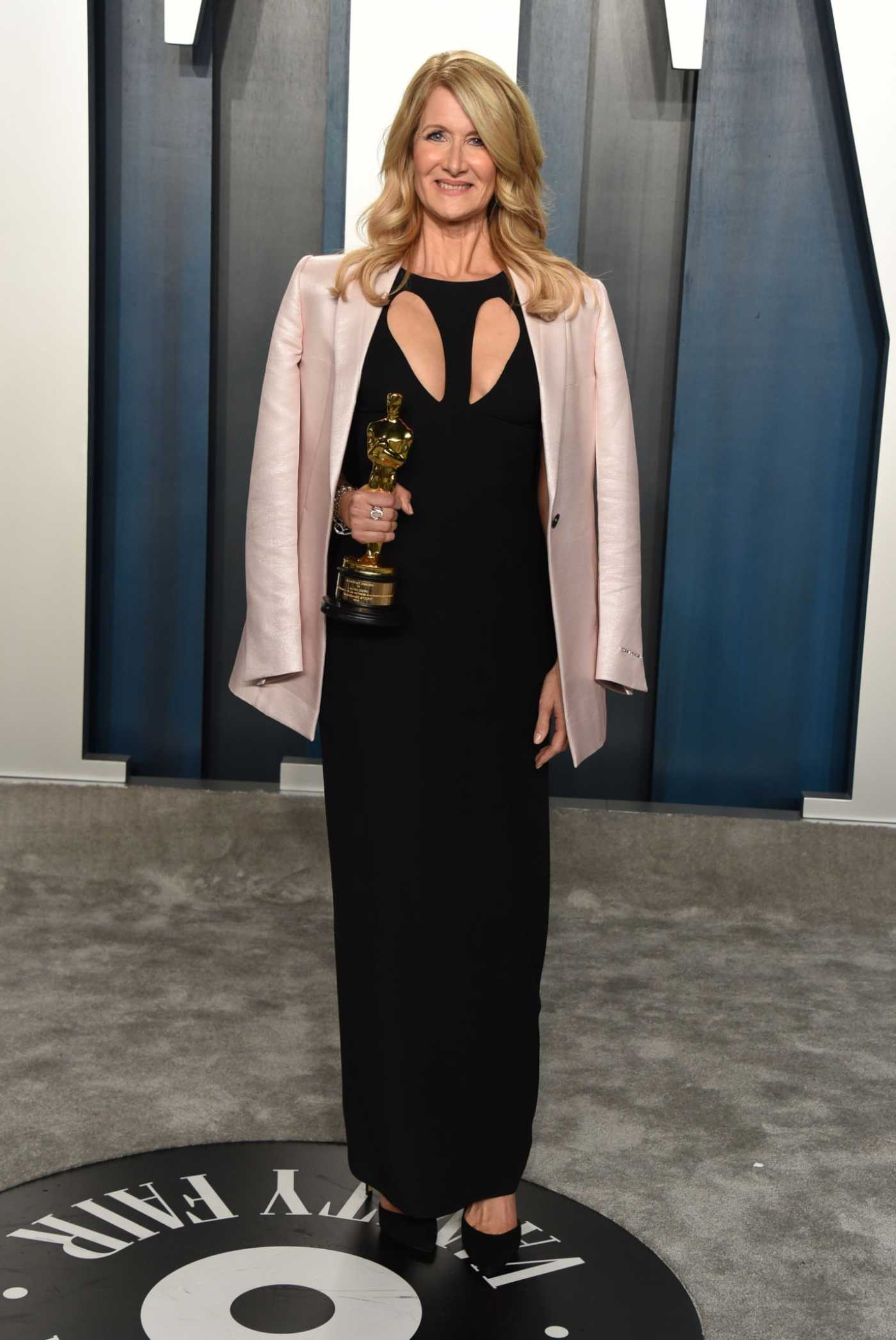 Laura Dern Attends the 92nd Academy Awards Vanity Fair Oscar Party in Beverly Hills 02/09/2020