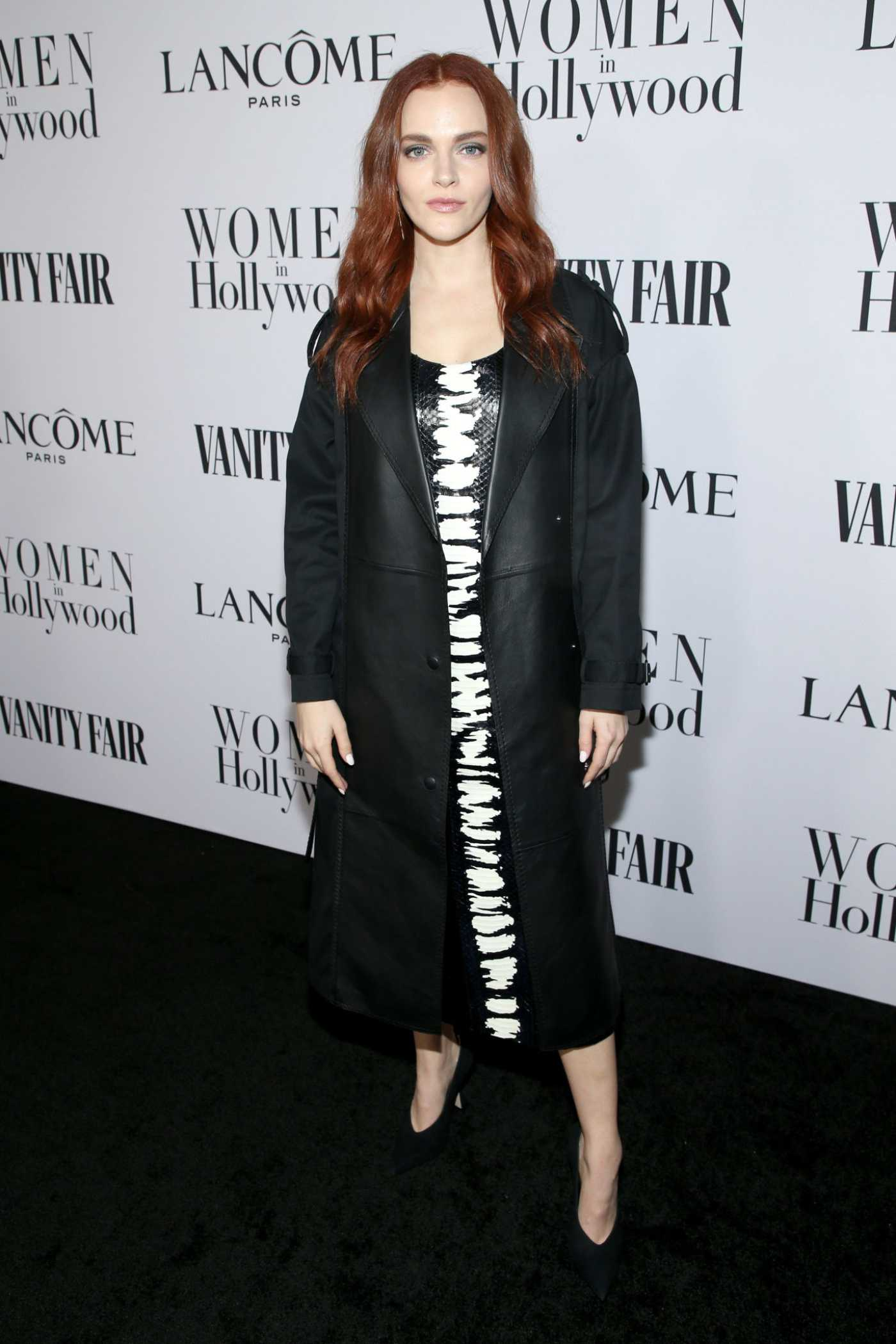 Madeline Brewer Attends the Vanity Fair and Lancome Women in Hollywood Celebration at SoHo House in West Hollywood 02/06/2020