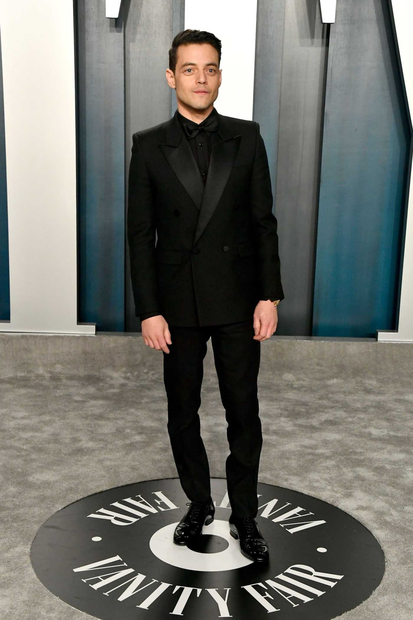 Rami Malek Attends the 92nd Academy Awards Vanity Fair Oscar Party in Beverly Hills 02/09/2020