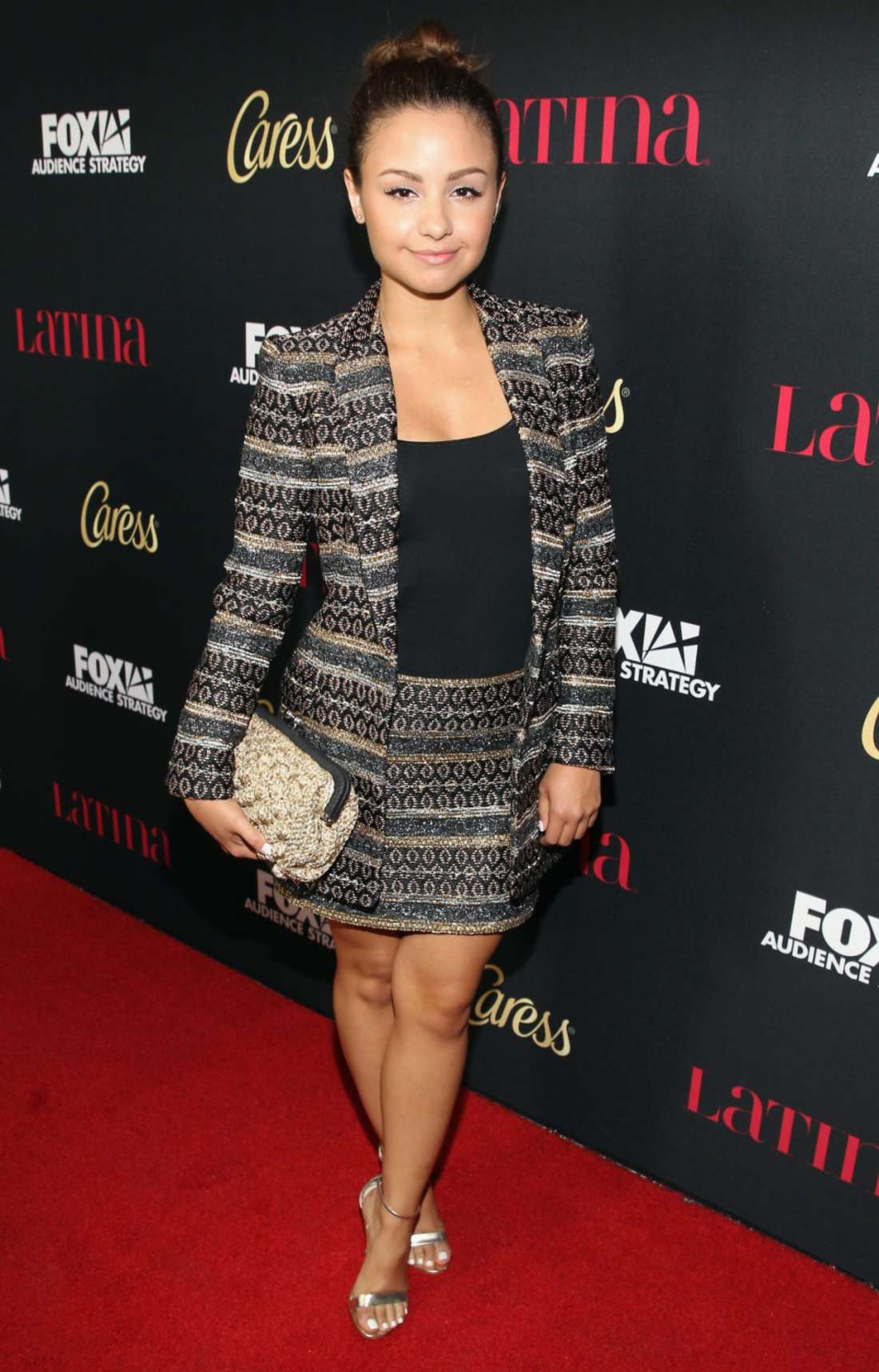 Aimee Carrero Latina Magazines Hollywood Hot List Party in West Hollywood