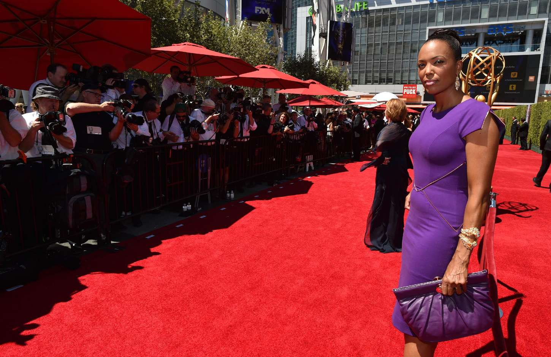 Aisha Tyler Creative Arts Emmy Awards