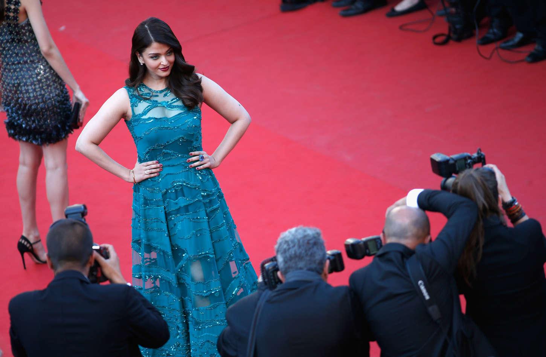 Aishwarya Rai Carol Premiere in Cannes