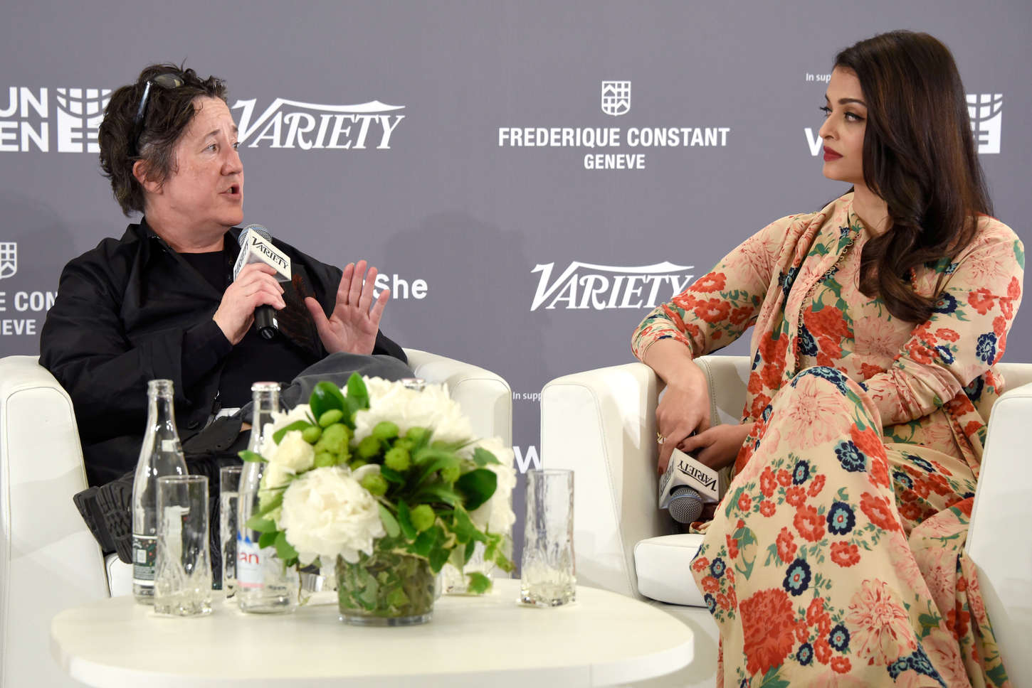 Aishwarya Rai Variety Celebration of UN Women in Cannes