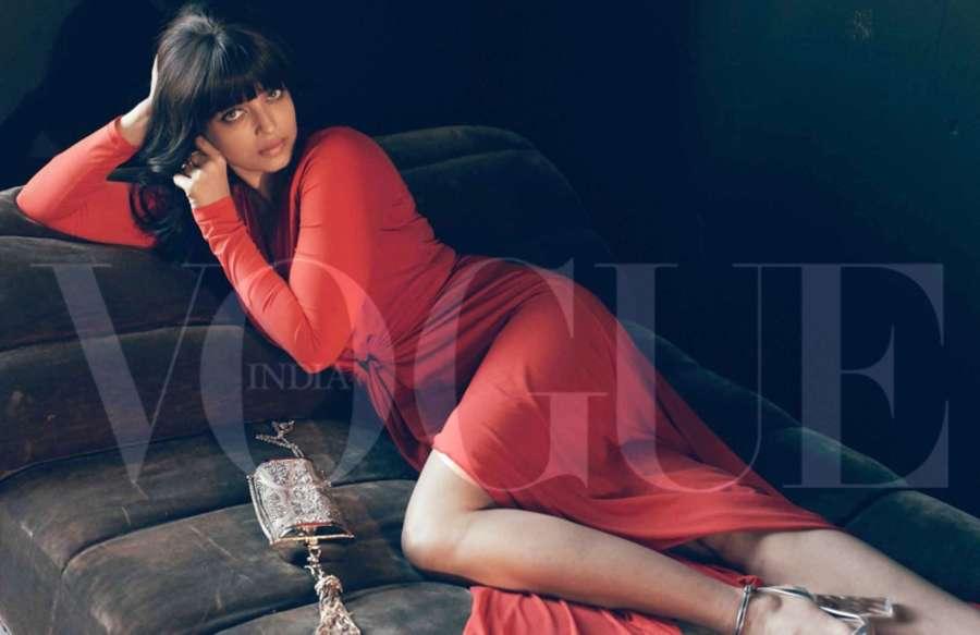 Aishwarya Rai Vogue India Magazine