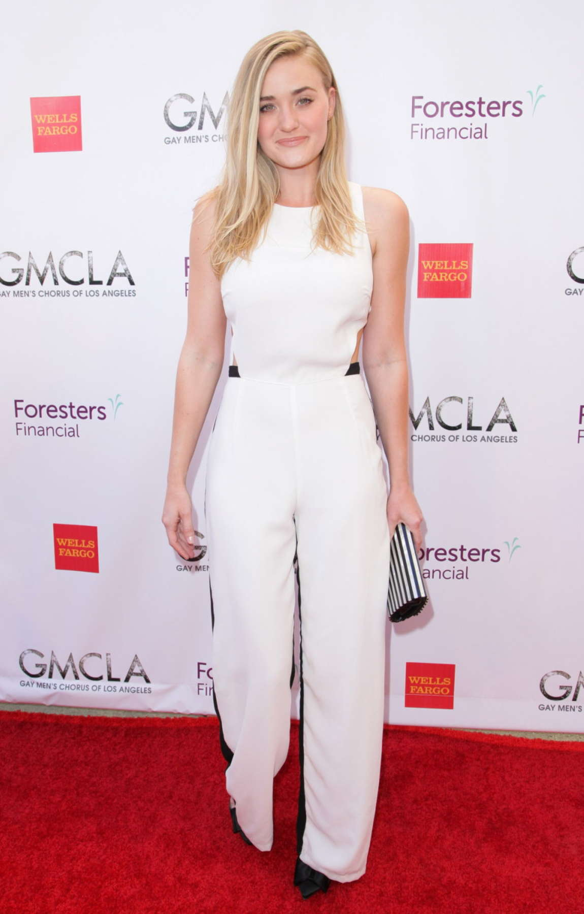 AJ Michalka GMCLAs Annual Voice Awards in Hollywood