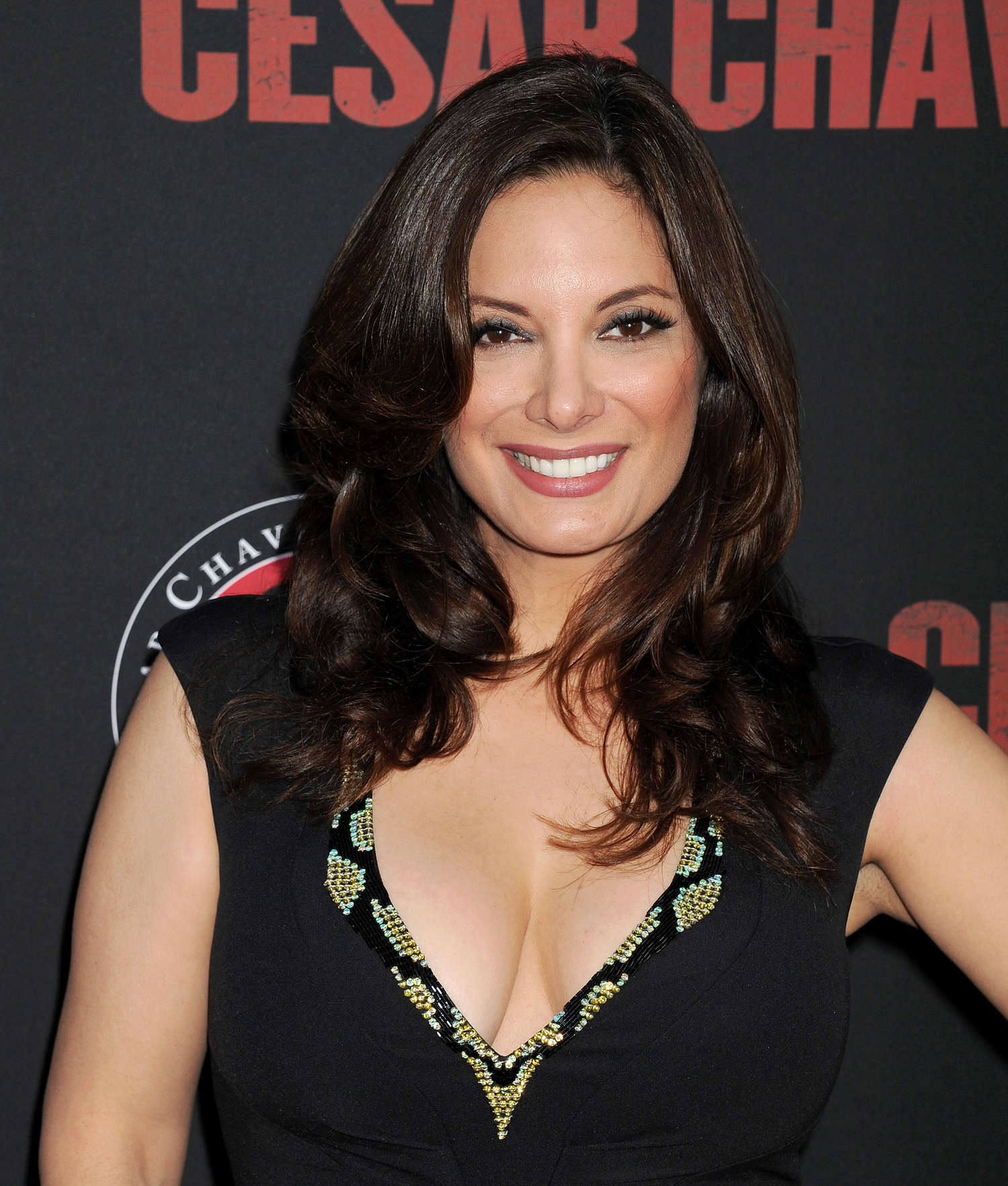 Alex Meneses Cesar Chavez Premiere in Hollywood