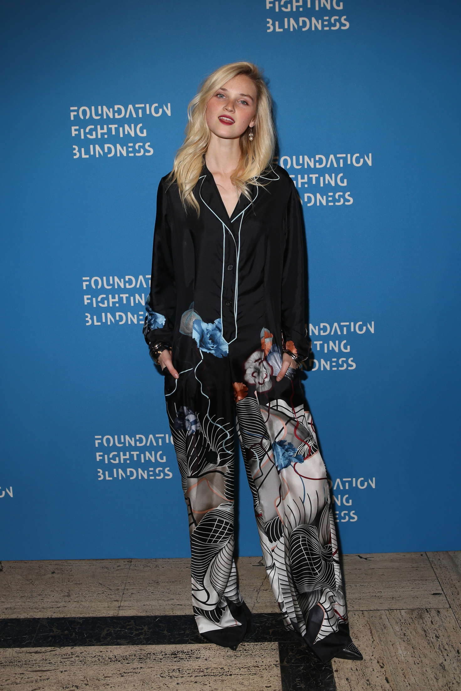 Alexa Reynen Foundation Fighting Blindness World Gala In New