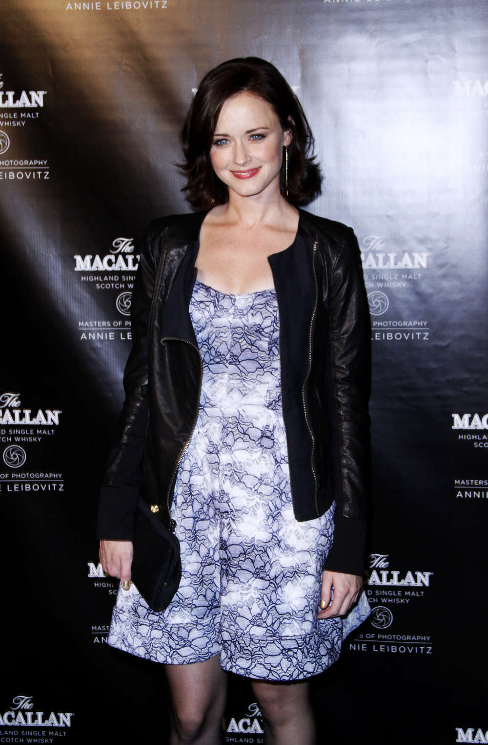 Alexis Bledel at THE MACALLAN Launch in New York