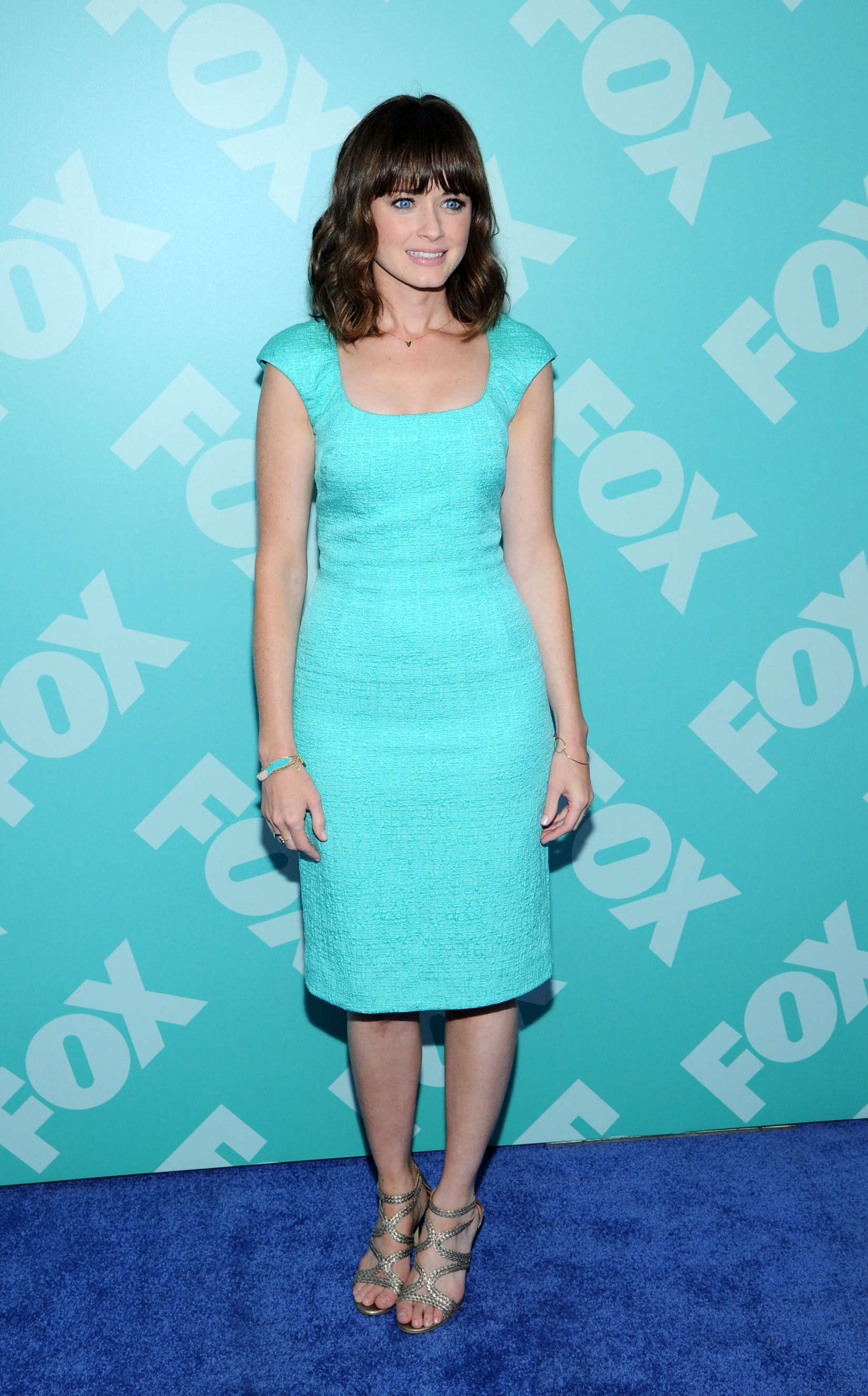 Alexis Bledel FOX Upfront party