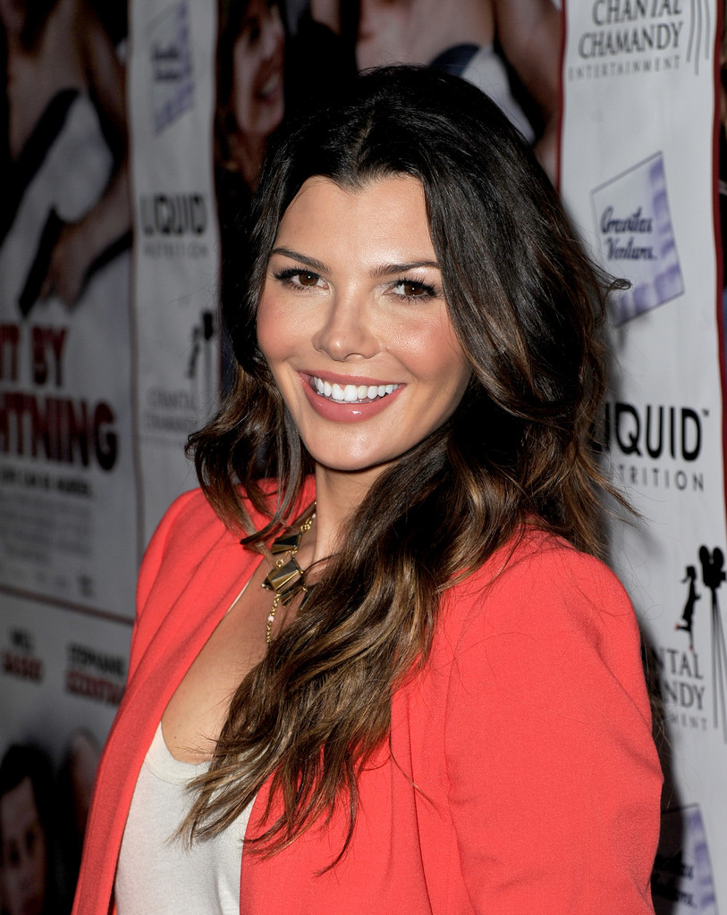 Ali Landry Hit By Lightning Premiere in Los Angeles