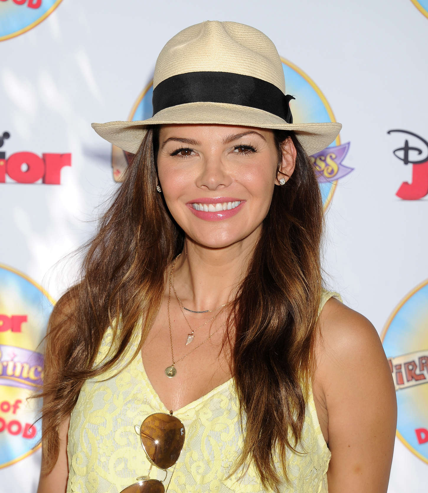 Ali Landry Pirate and Princess Power of Doing Good Tour in Pasadena