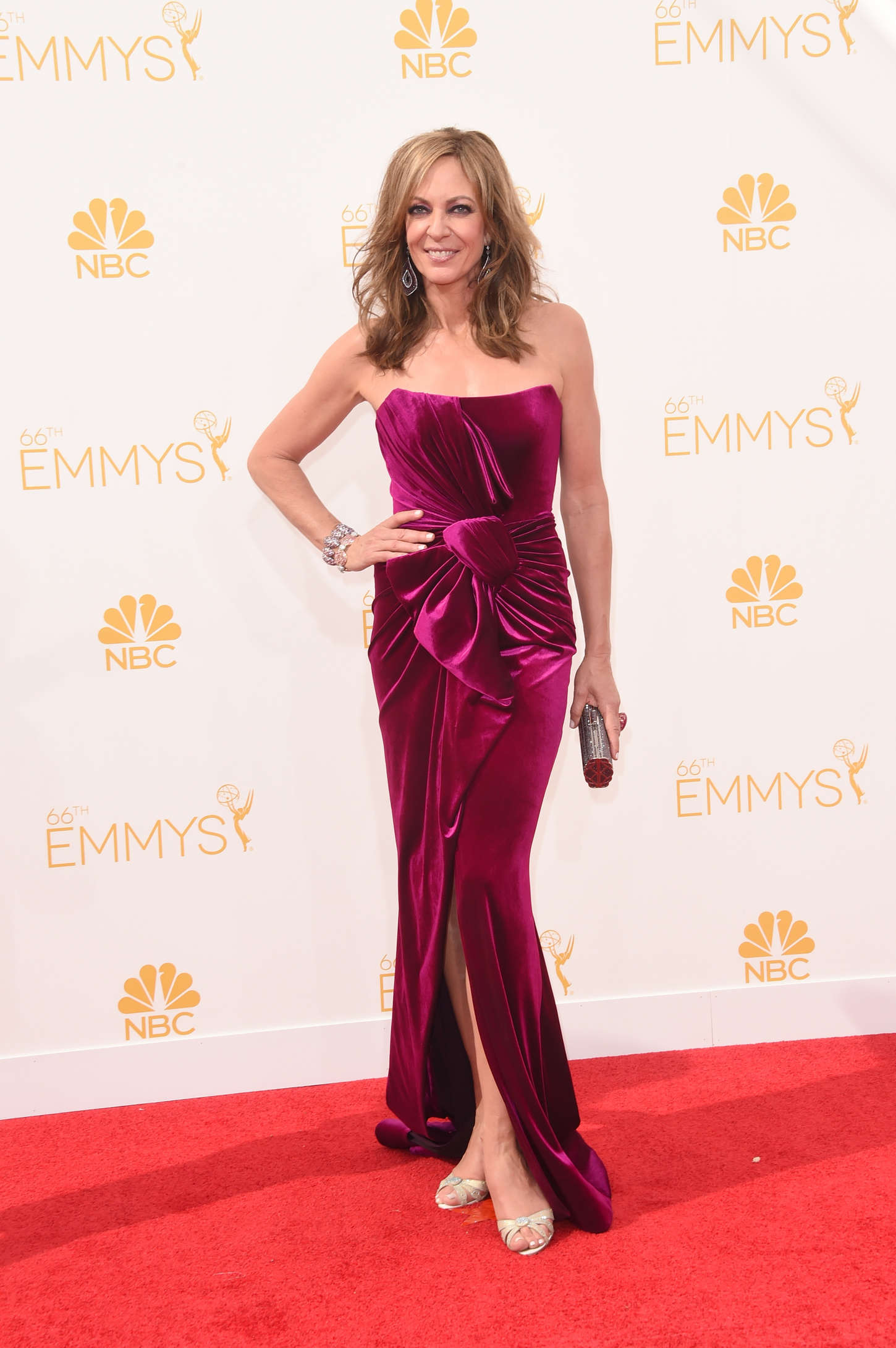 Allison Janney annual Primetime Emmy Awards in Los Angeles