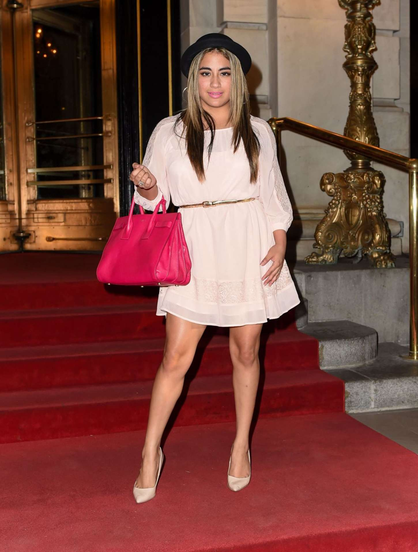 Ally Brooke Night Out in New York