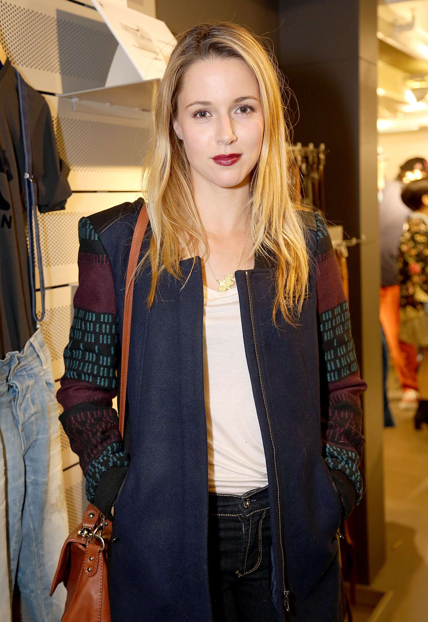 Alona Tal Flaunt Magazine Dye Issue pre-release event in Los Angeles