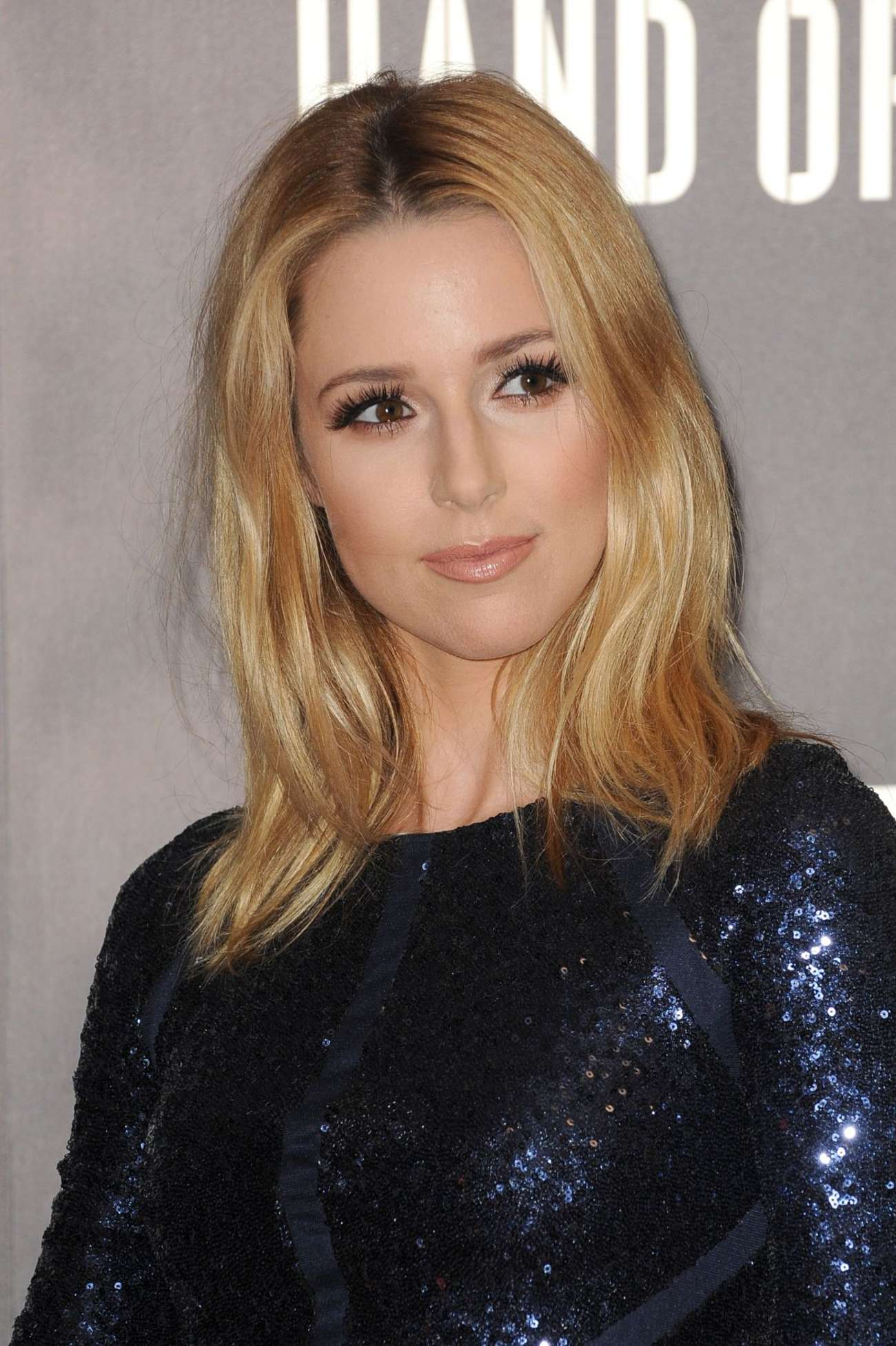 Alona Tal Hand Of God Premiere in London