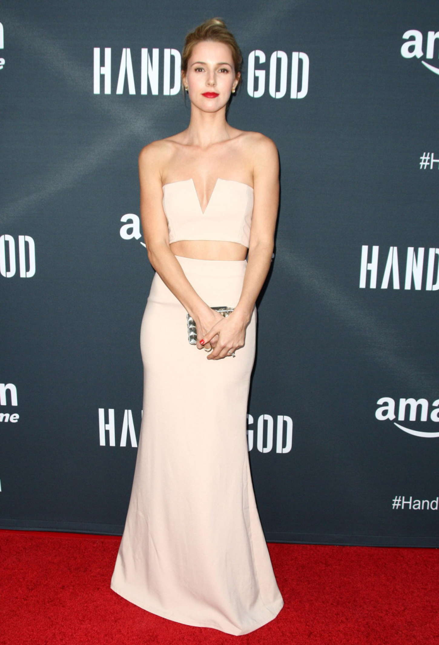 Alona Tal Hand of God Screening in Los Angeles
