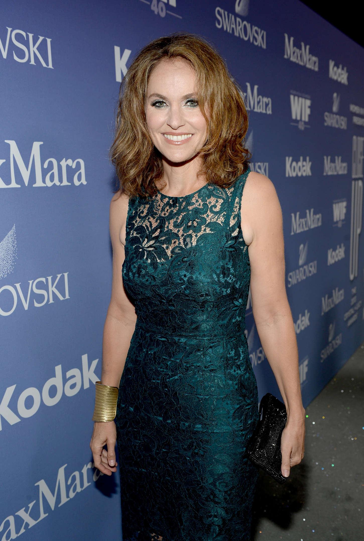 Amy Brenneman Women In Film Crystal Lucy Awards