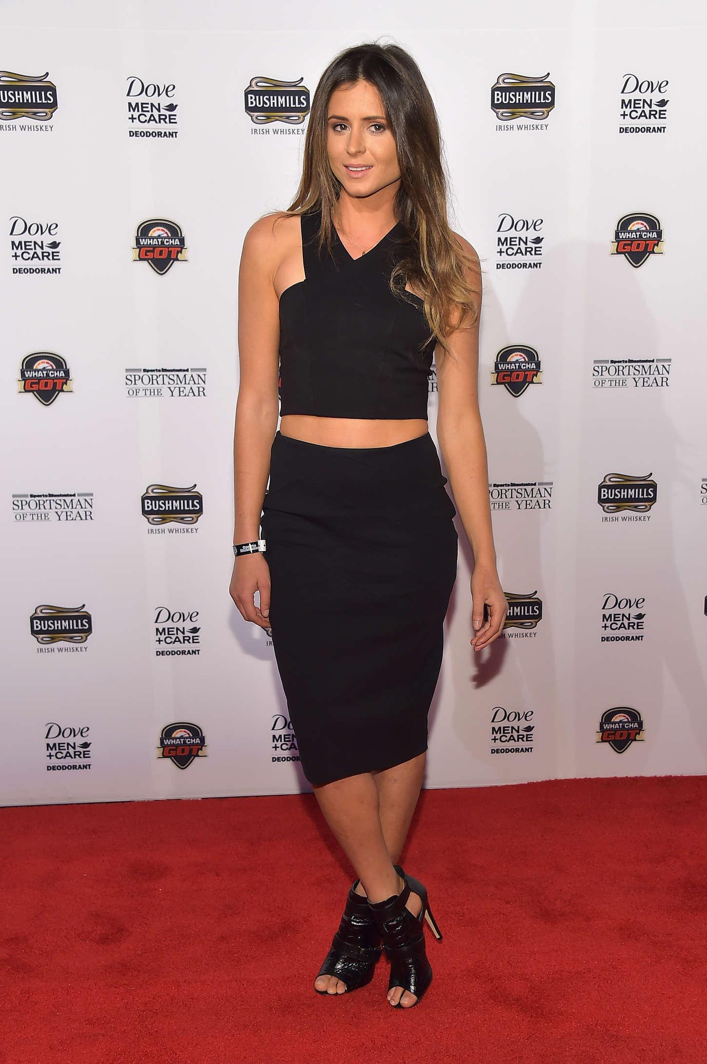 Anastasia Ashley Sportsman Of The Year Ceremony in New York
