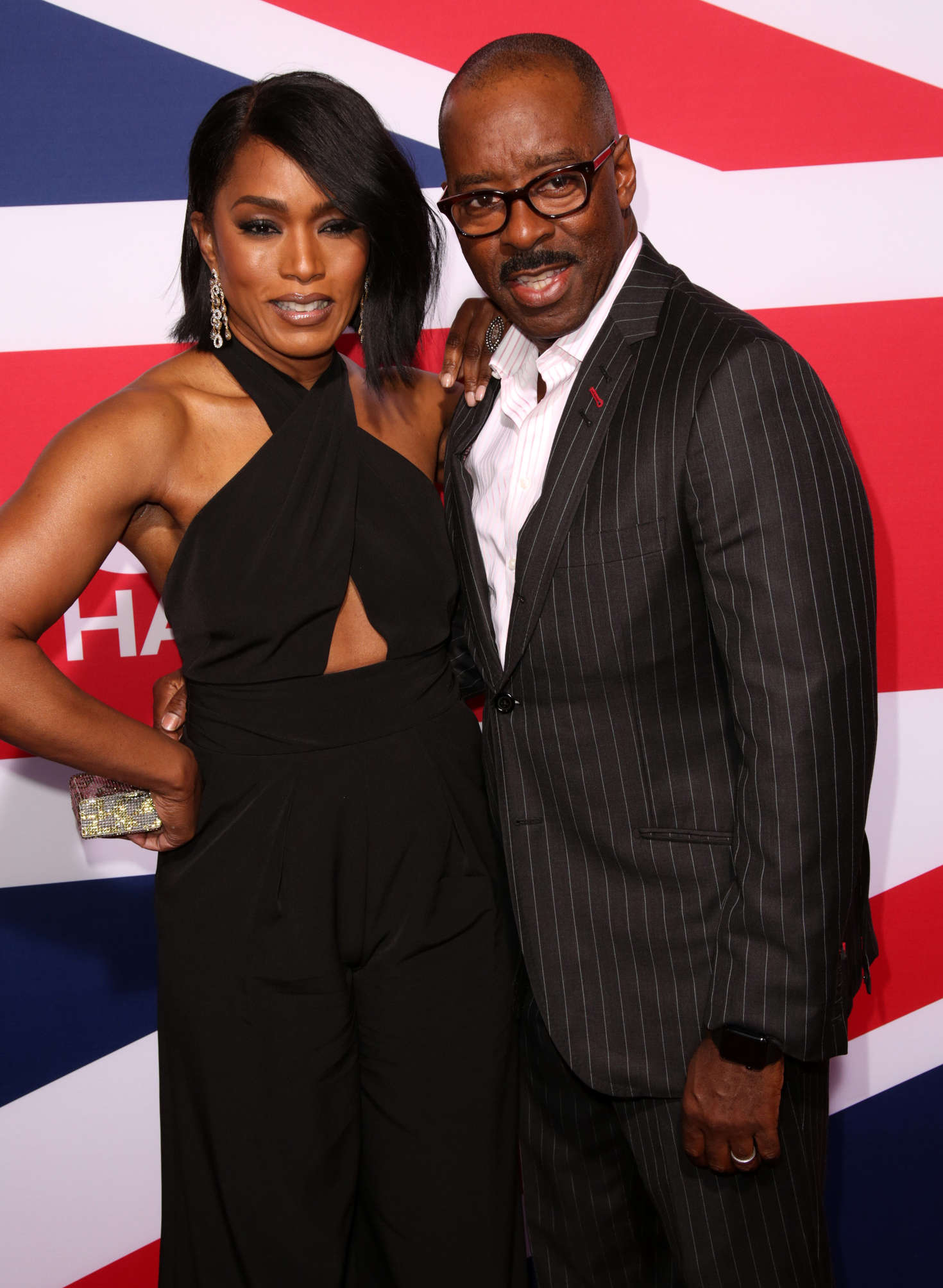 Angela Bassett London Has Fallen Premiere in Los Angeles