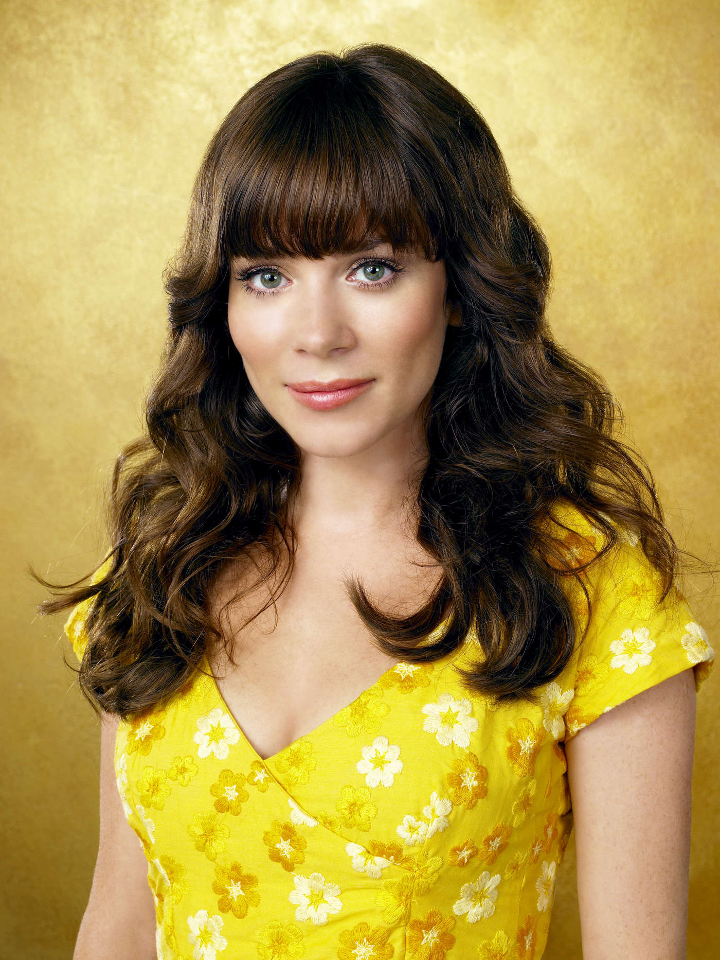 Anna Friel at Pushing Daisies Promoshoot