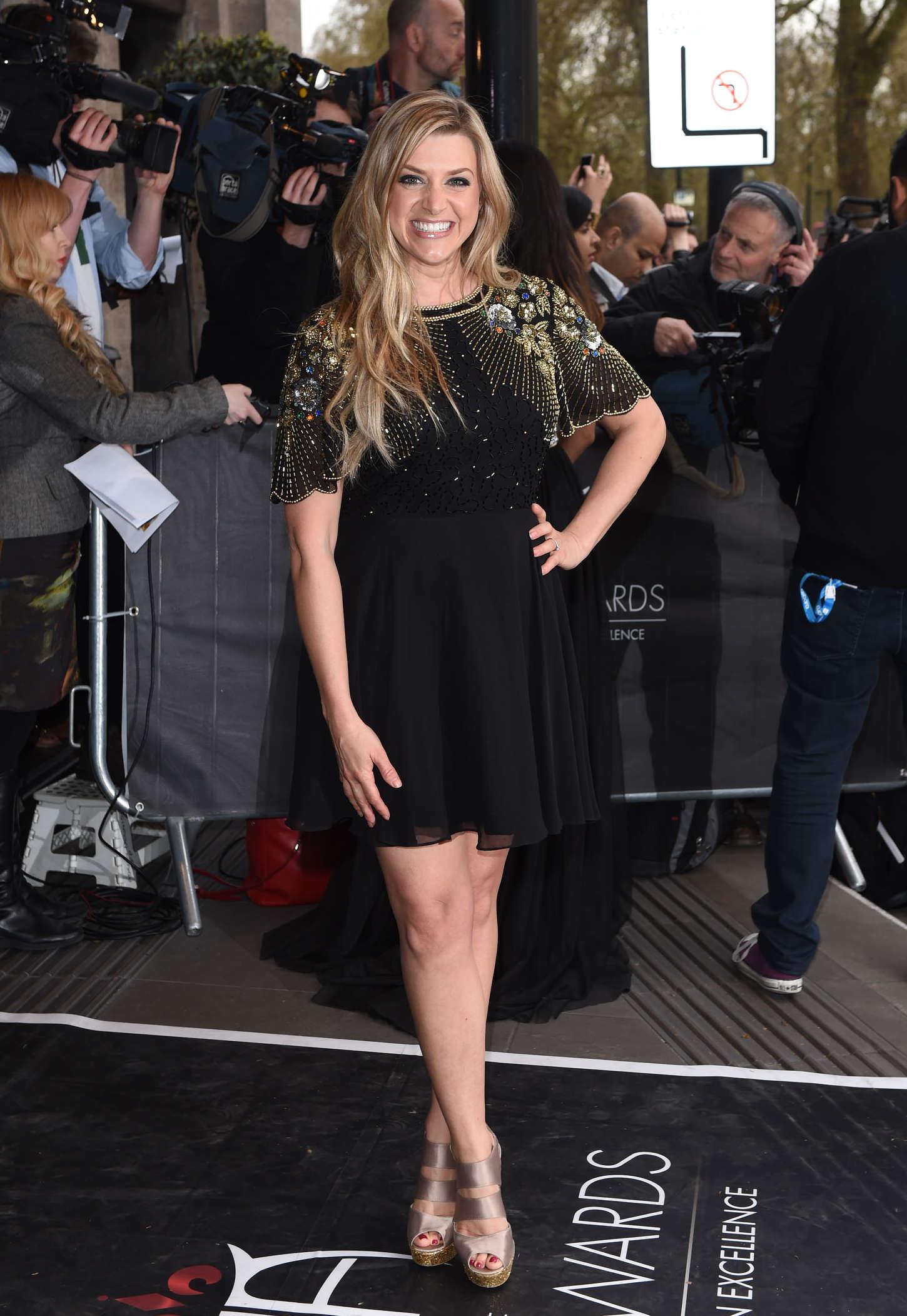 Anna Williamson Asian Awards in London