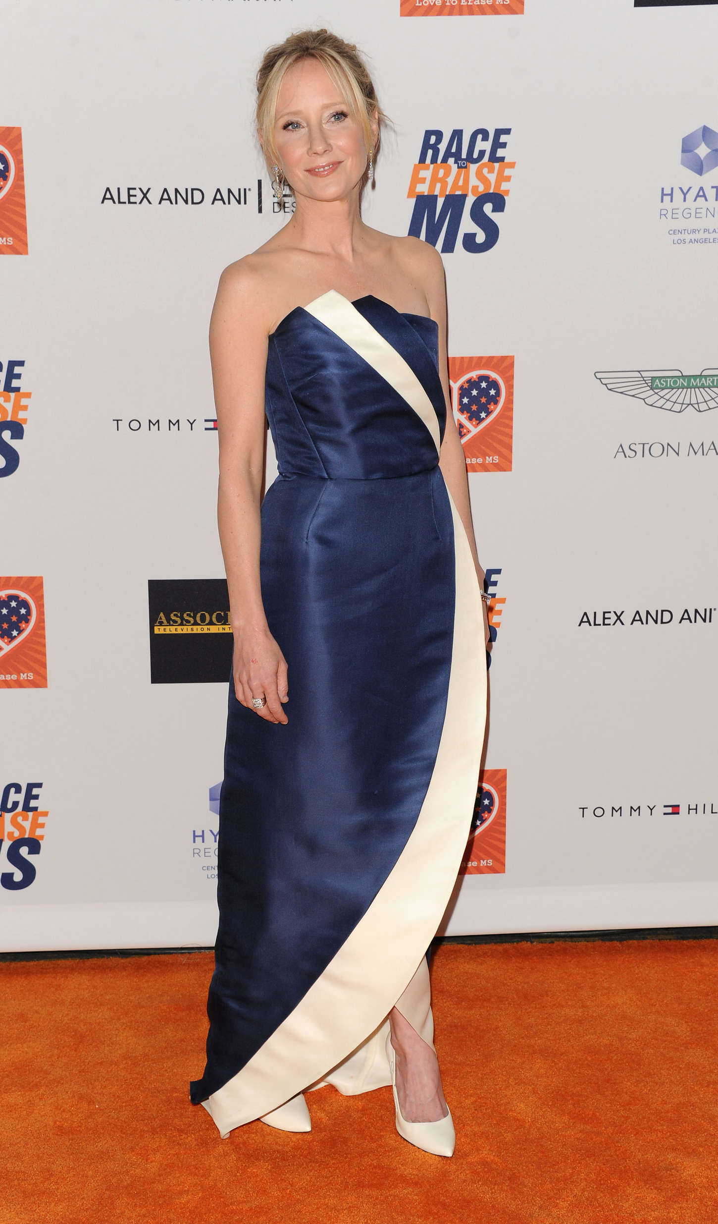 Anne Heche Annual Race To Erase MS Event in Century City
