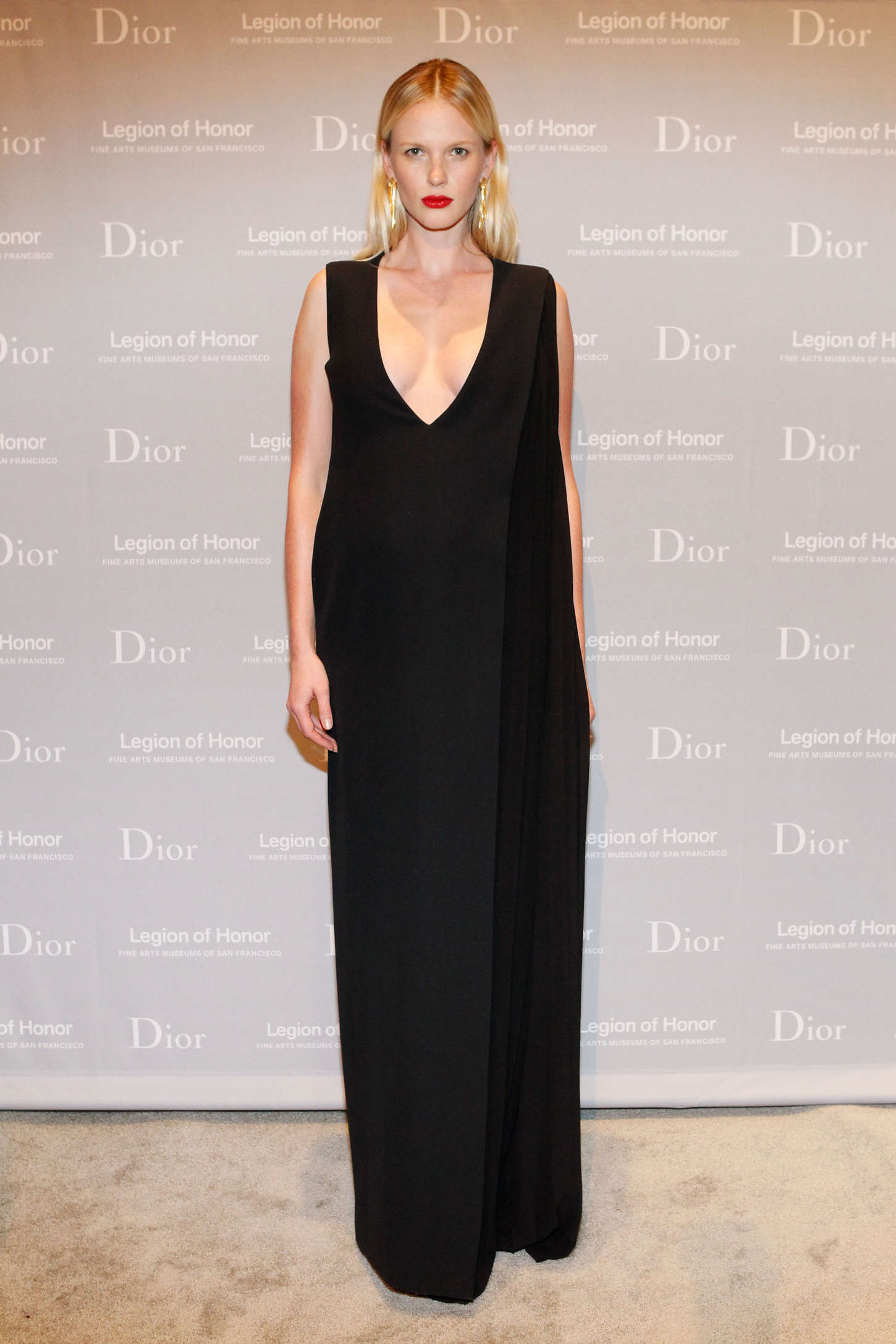 Anne Vyalitsyna Mid-Winter Gala presented by Dior in San Francisco